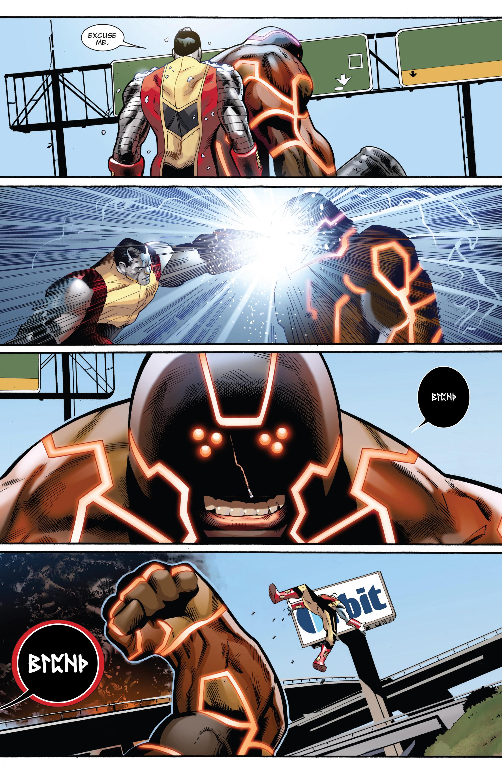Read online Uncanny X-Men (1963) comic -  Issue #541 - 11