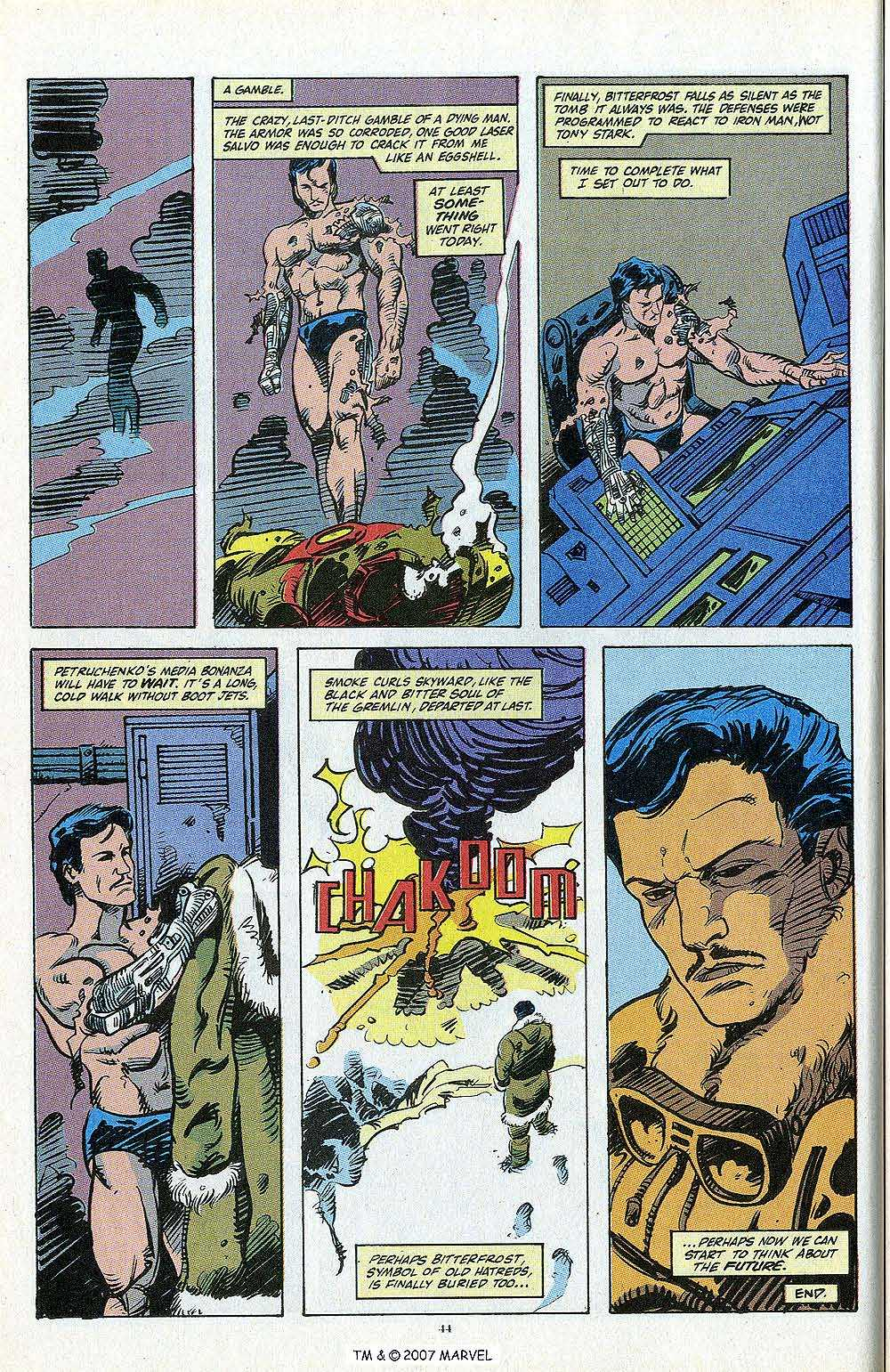 Iron Man Annual issue 13 - Page 46