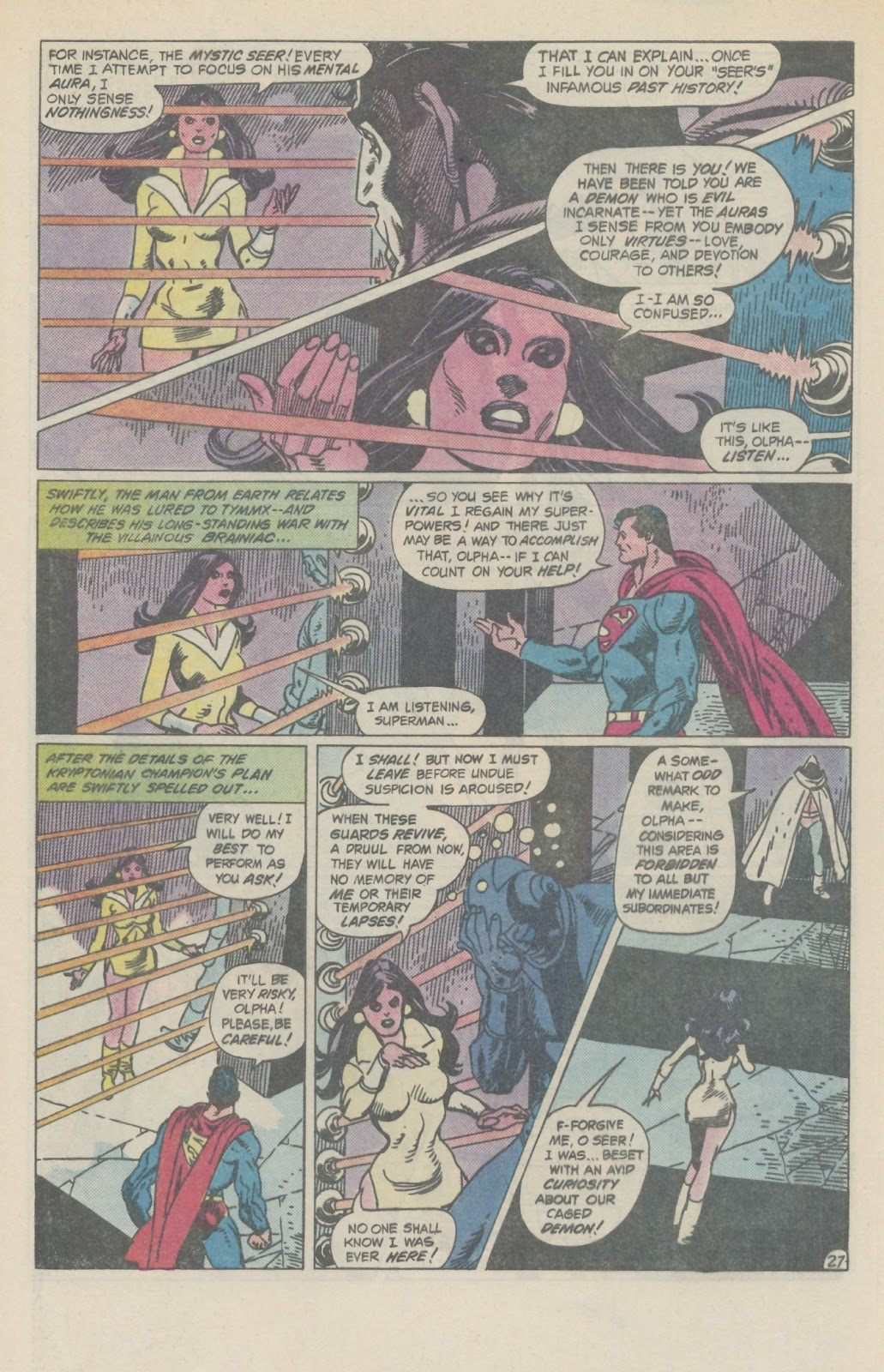 Read online Superman Special (1983) comic -  Issue #2 - 32