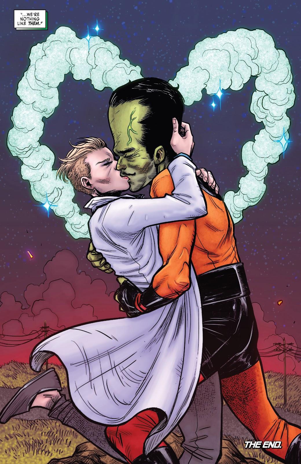 Read online Hulkverines comic -  Issue #3 - 32