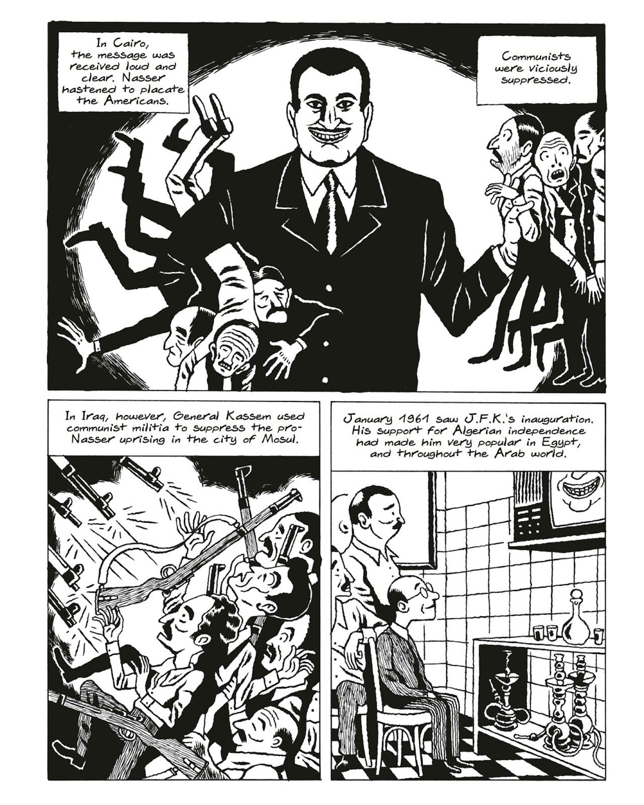 Best of Enemies: A History of US and Middle East Relations issue TPB_2 - Page 11