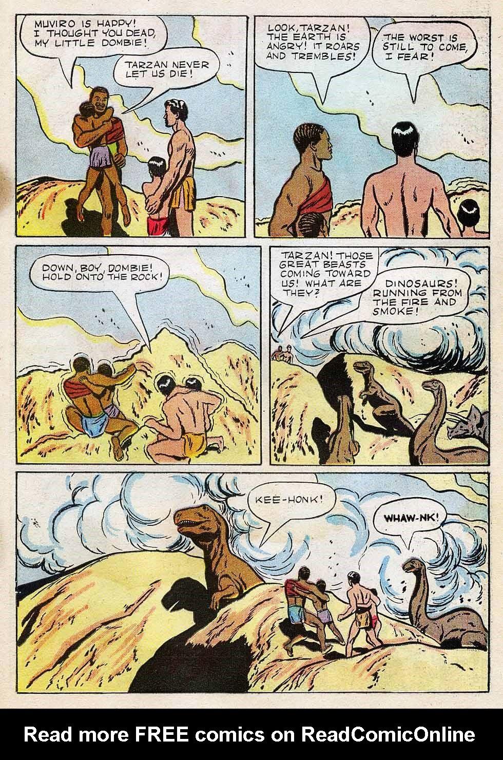 Tarzan (1948) issue 7 - Page 31