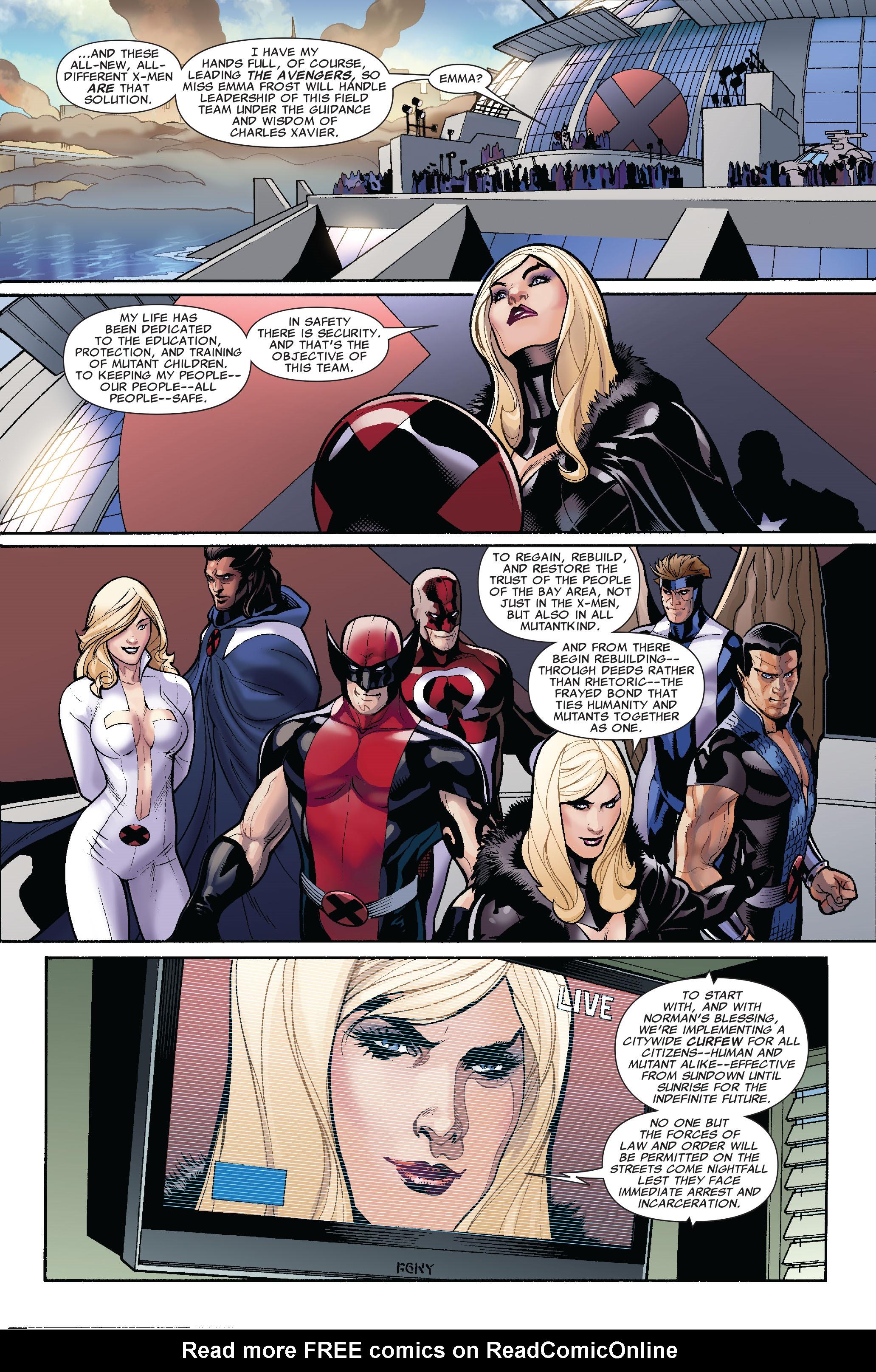 Read online Uncanny X-Men (1963) comic -  Issue #513 - 13