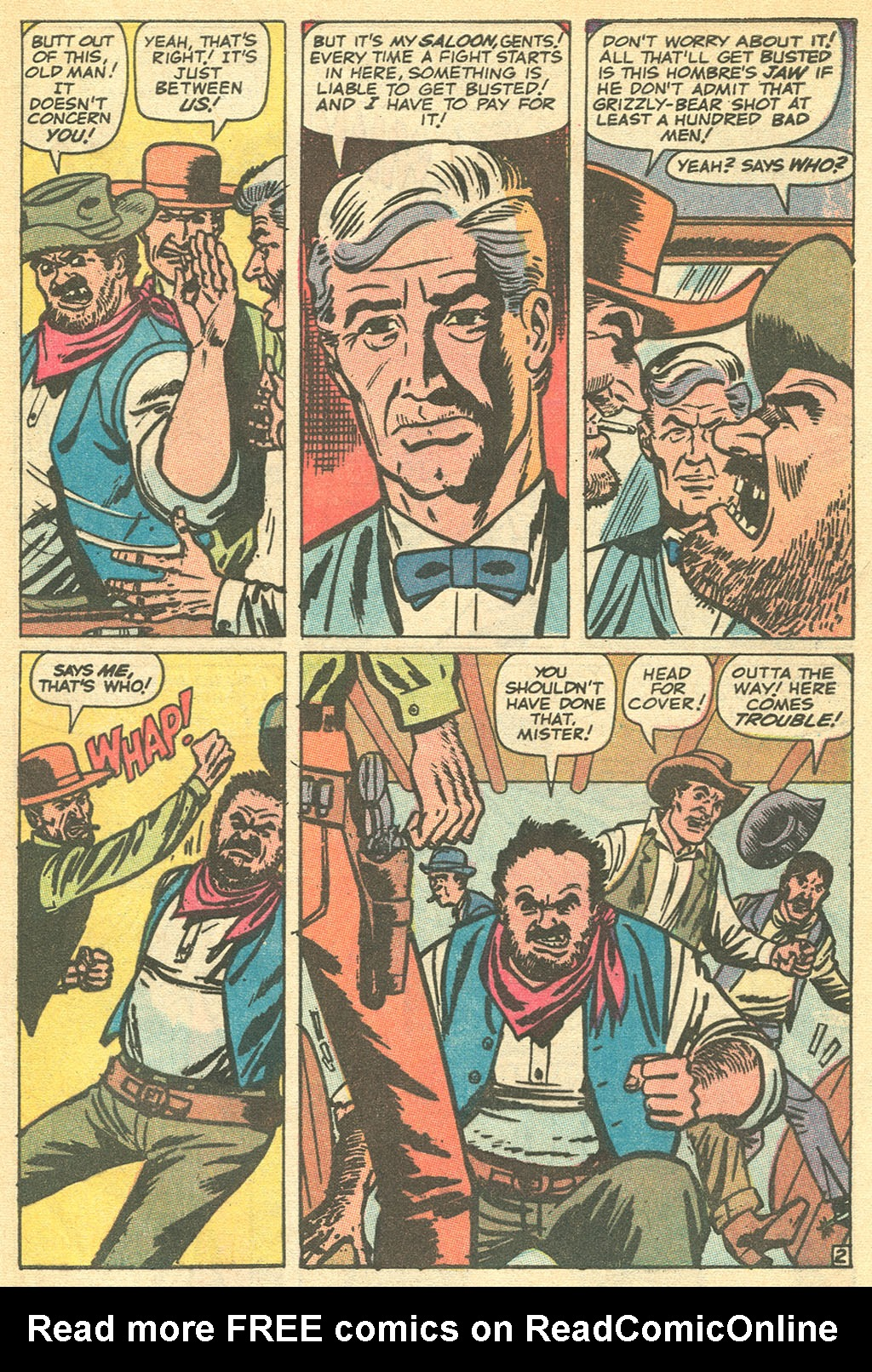Read online Two-Gun Kid comic -  Issue #93 - 29
