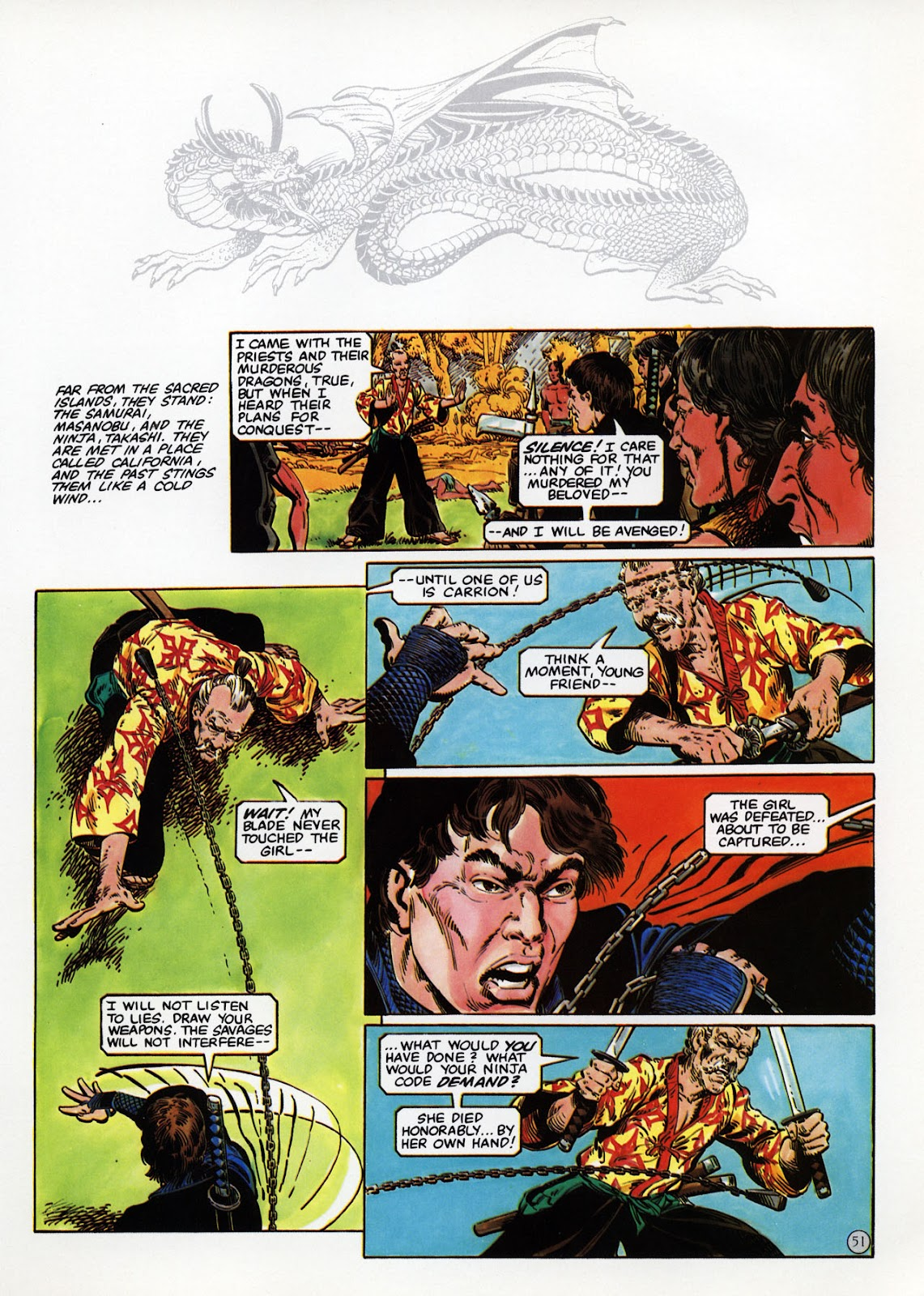 Read online Epic Graphic Novel: Last of the Dragons comic -  Issue # Full - 52
