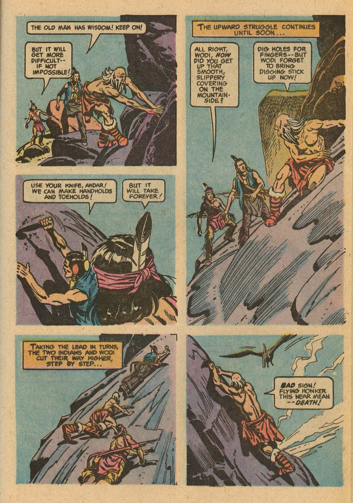 Read online Turok, Son of Stone comic -  Issue #115 - 29