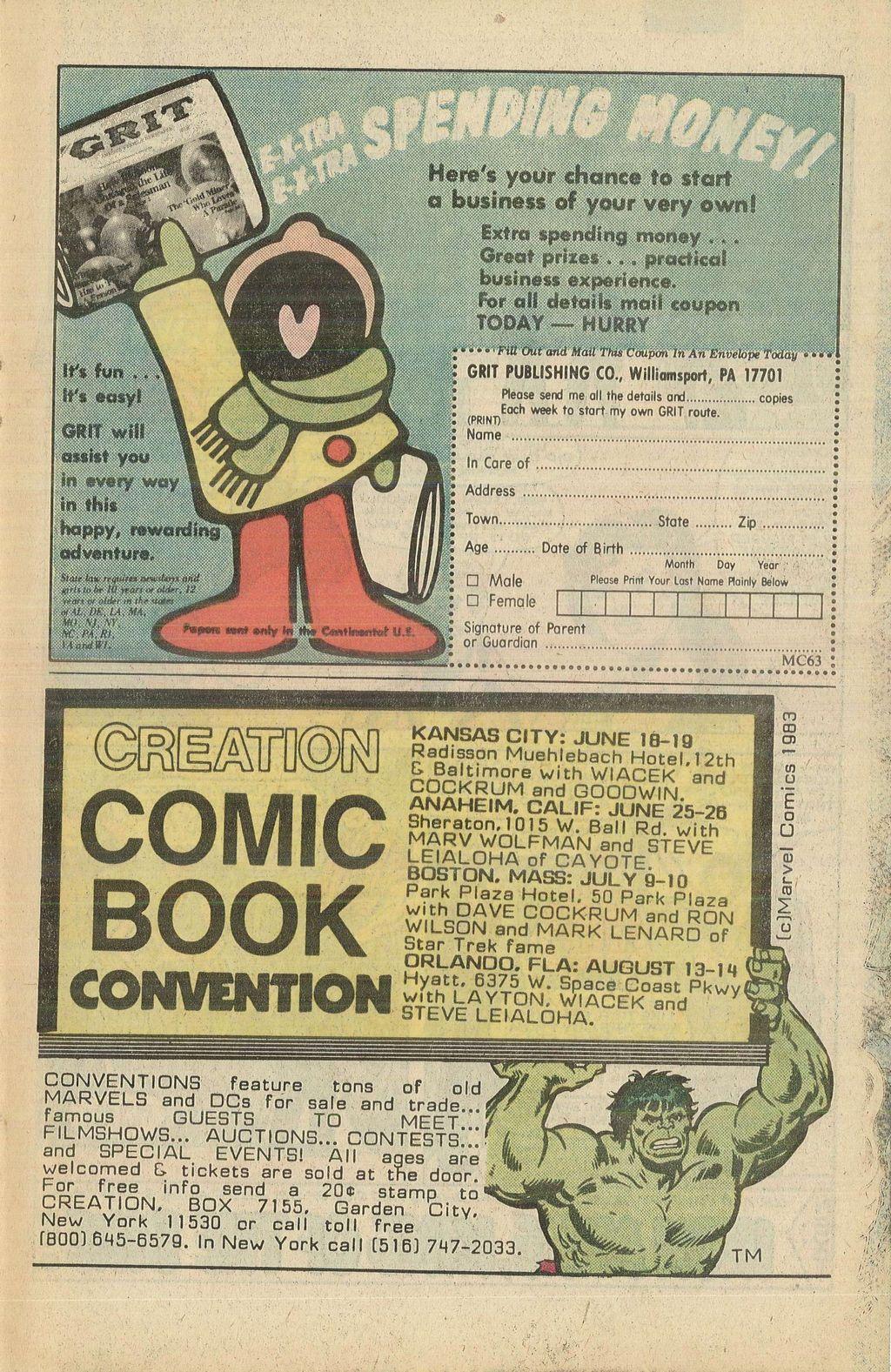 Read online U.S. 1 comic -  Issue #5 - 31