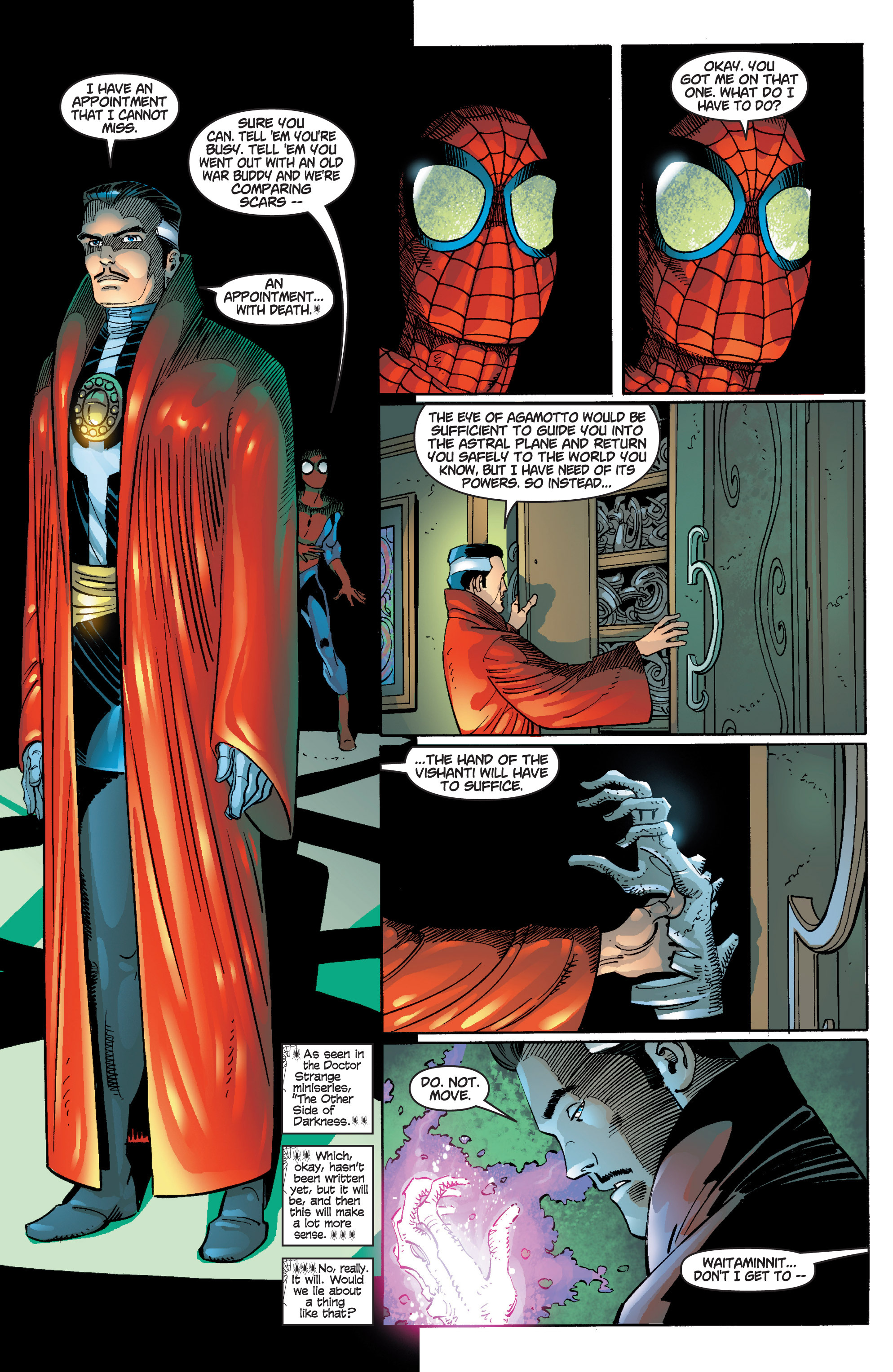 The Amazing Spider-Man (1999) 42 Page 4