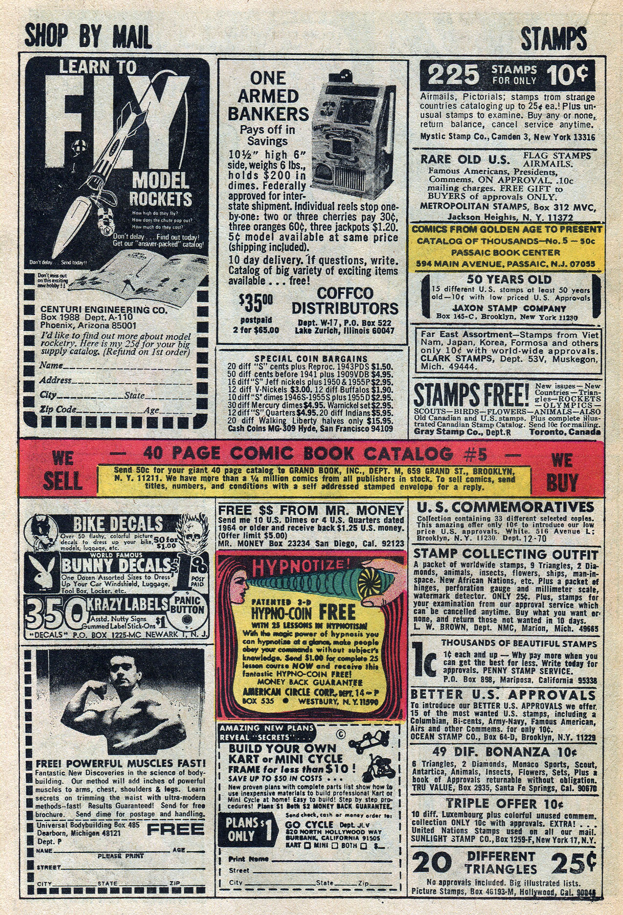 Read online Amazing Adventures (1970) comic -  Issue #4 - 22