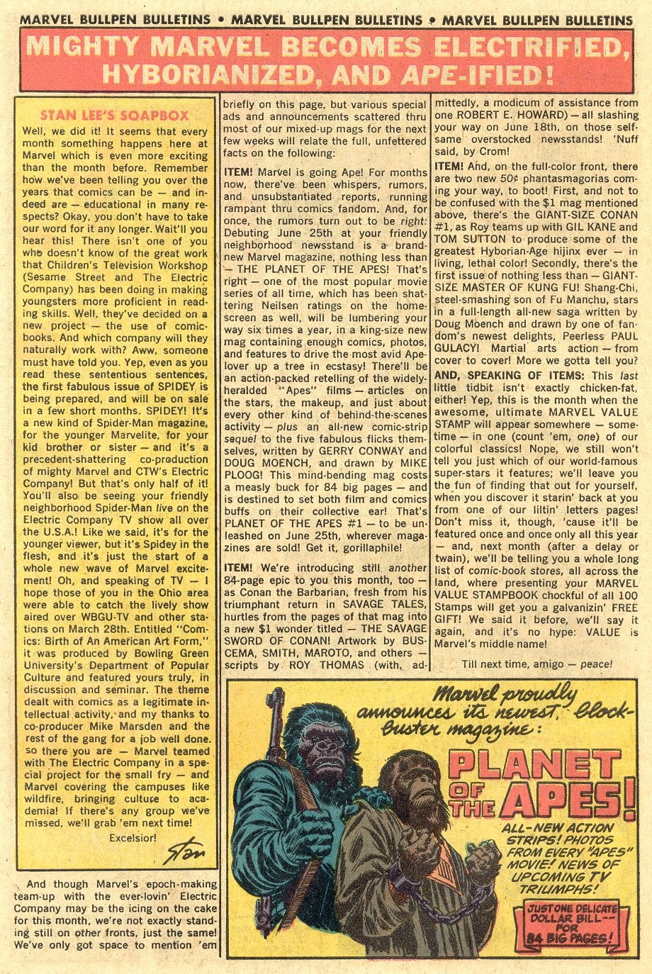 Jungle Action (1972) issue 11 - Page 28