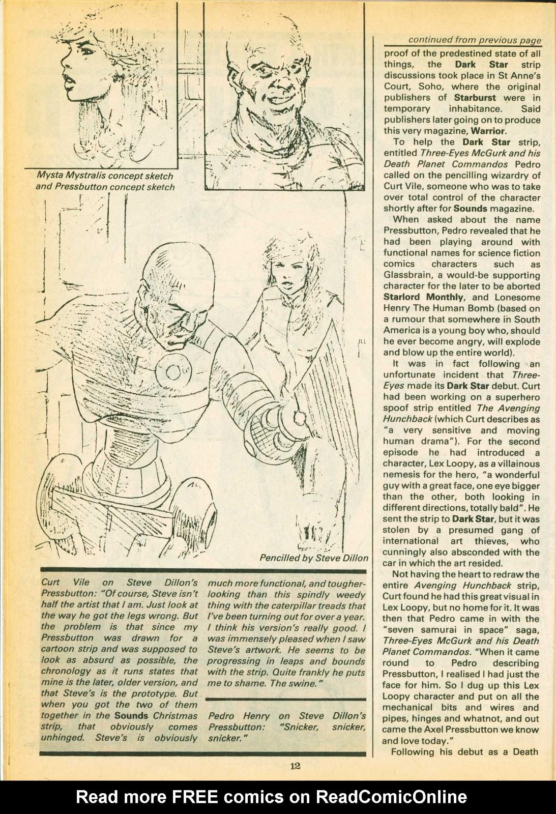 Warrior Issue #2 #3 - English 12