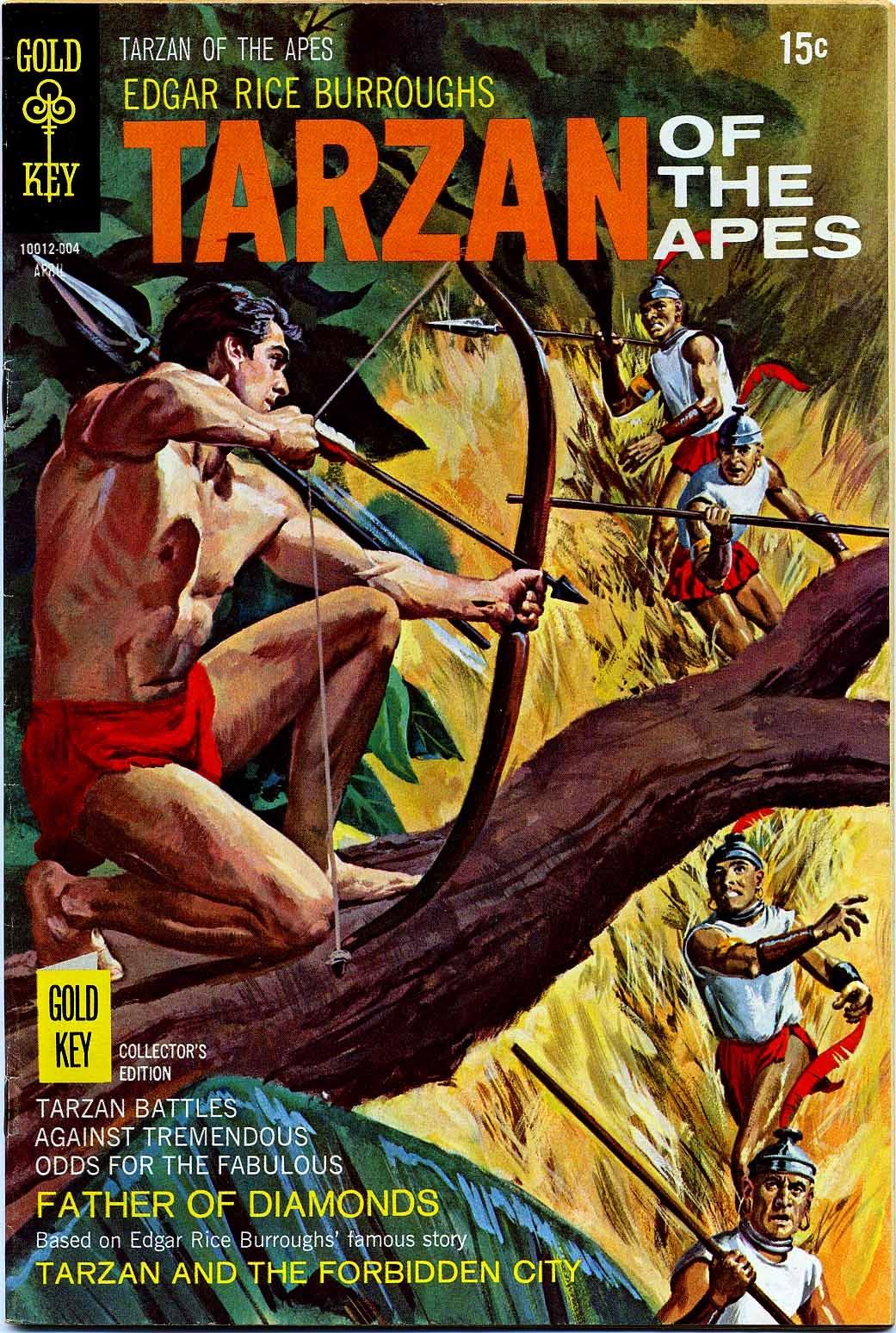 Tarzan (1962) issue 191 - Page 1