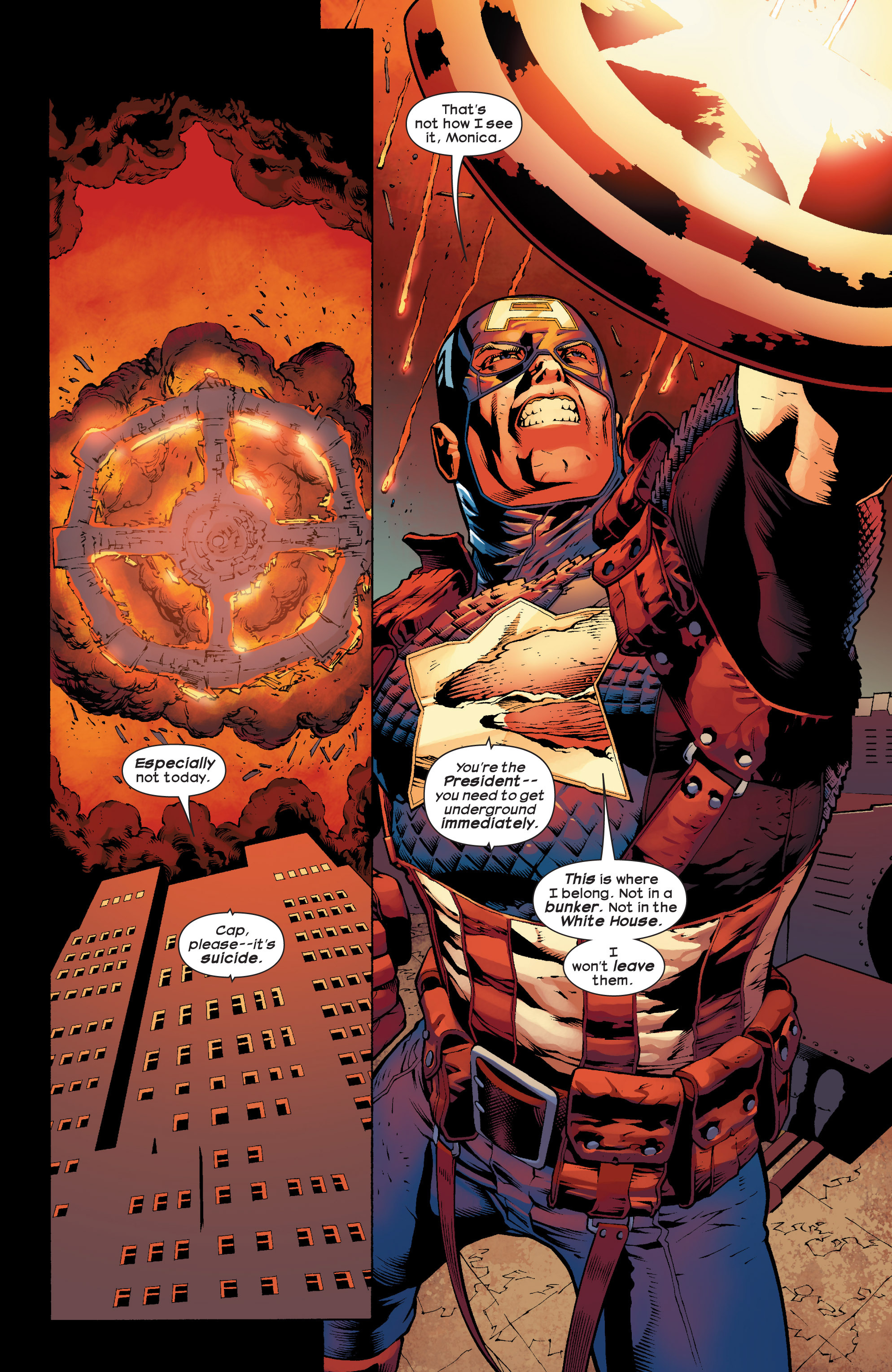Read online Ultimate Comics Ultimates comic -  Issue #24 - 16