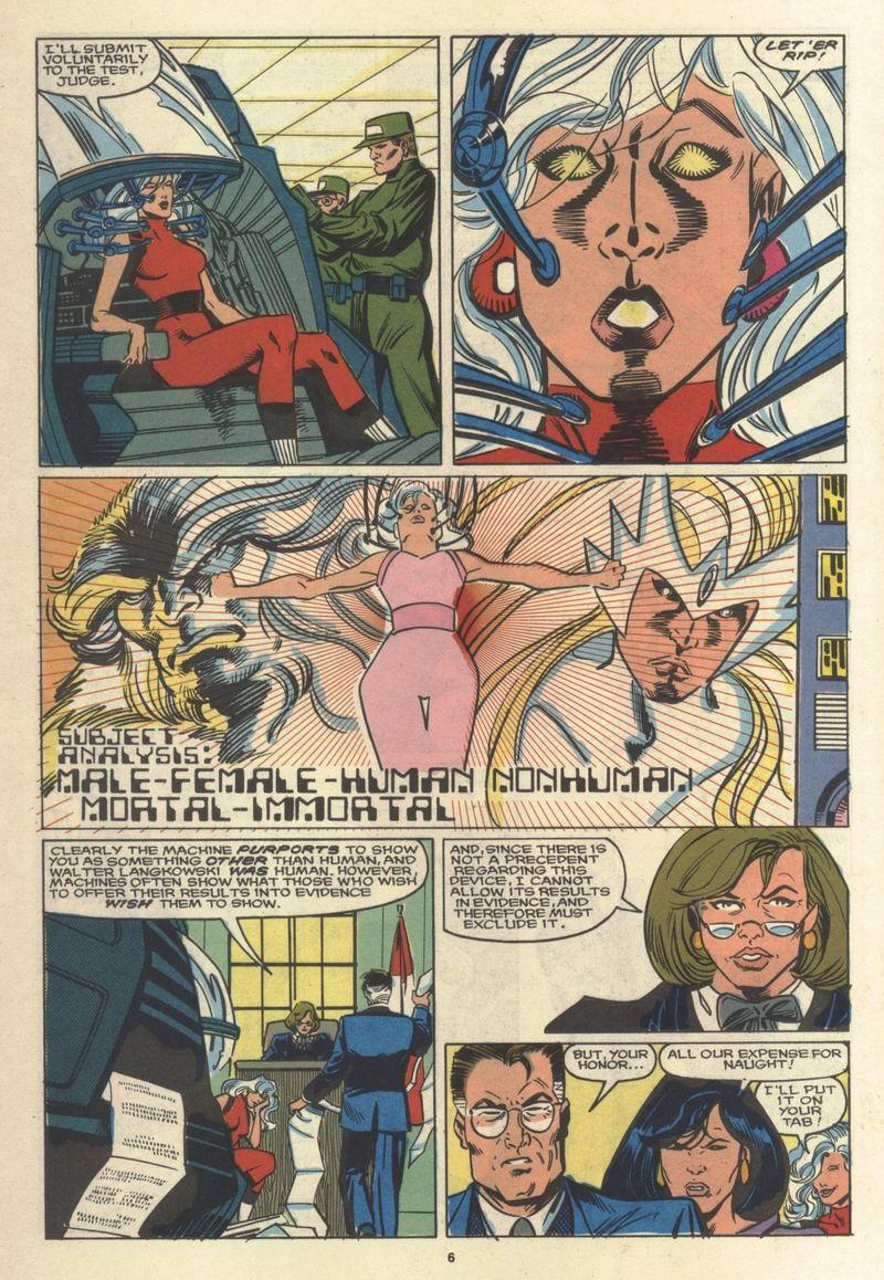 Read online Alpha Flight (1983) comic -  Issue #64 - 7