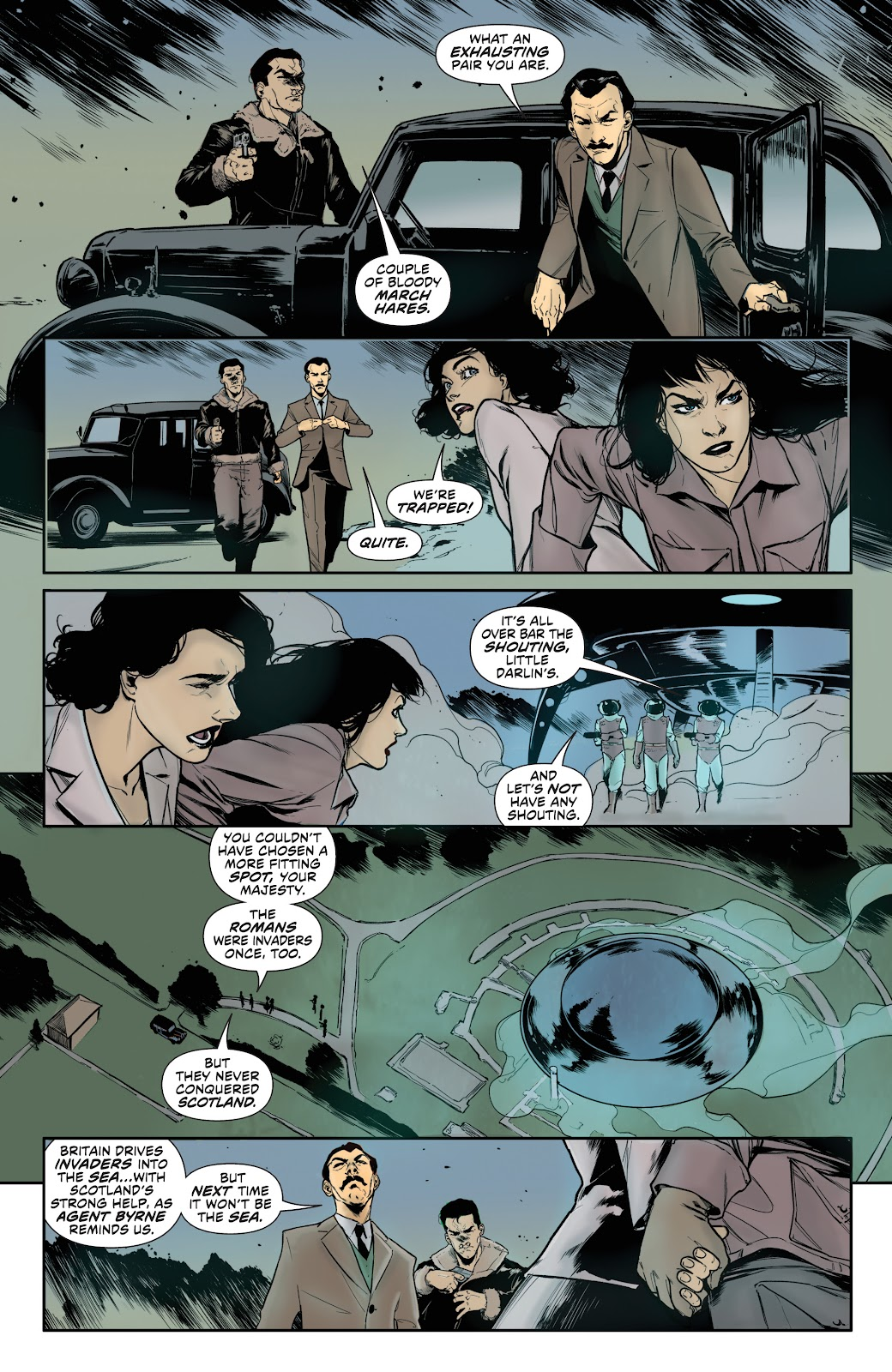 Read online Bettie Page (2018) comic -  Issue #4 - 16
