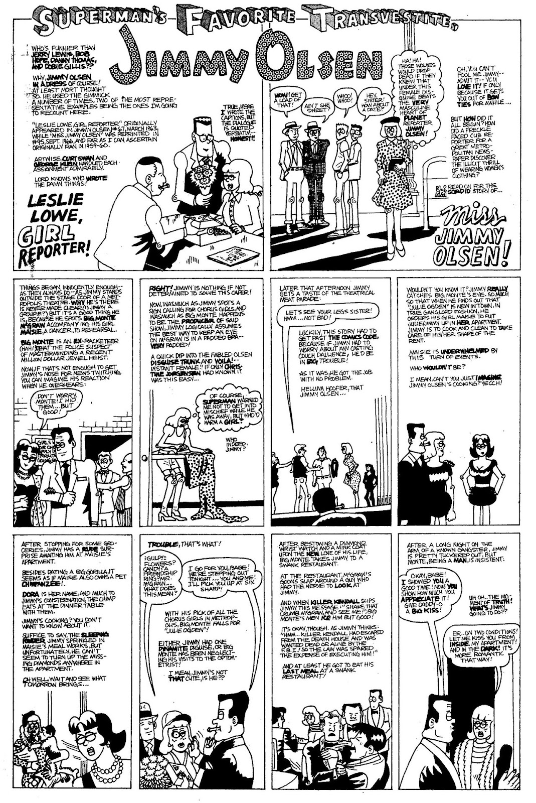 Read online The Nearly Complete Essential Hembeck Archives Omnibus comic -  Issue # TPB (Part 2) - 65