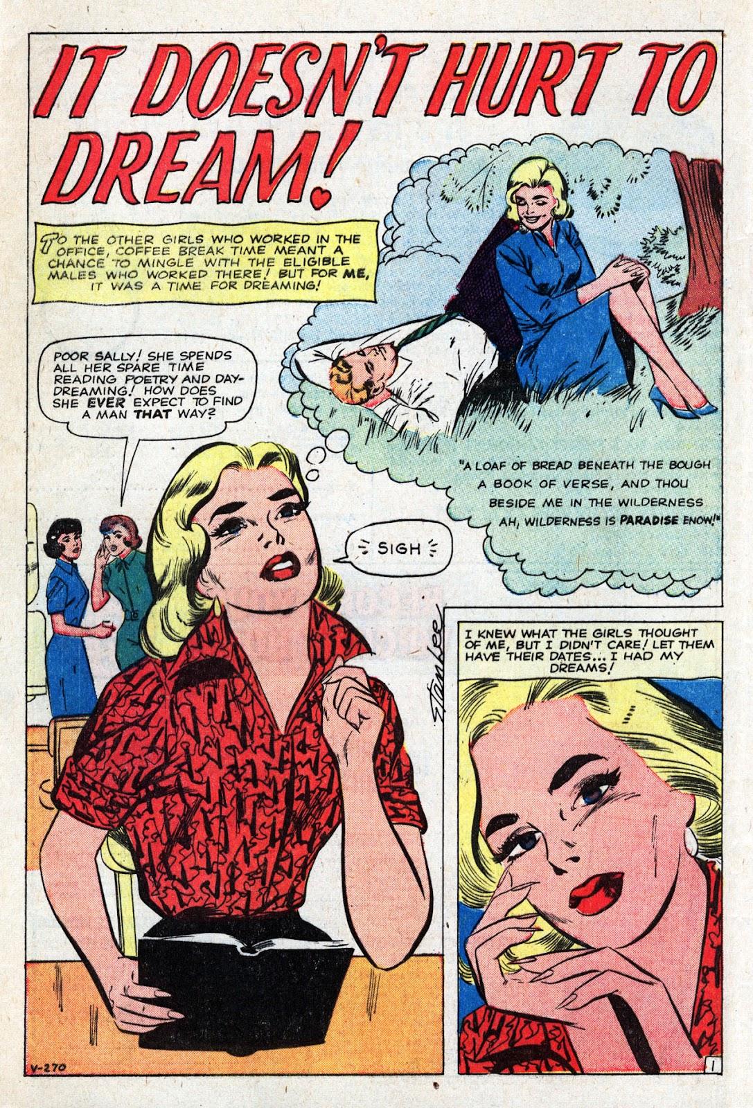 Love Romances (1949) issue 95 - Page 28