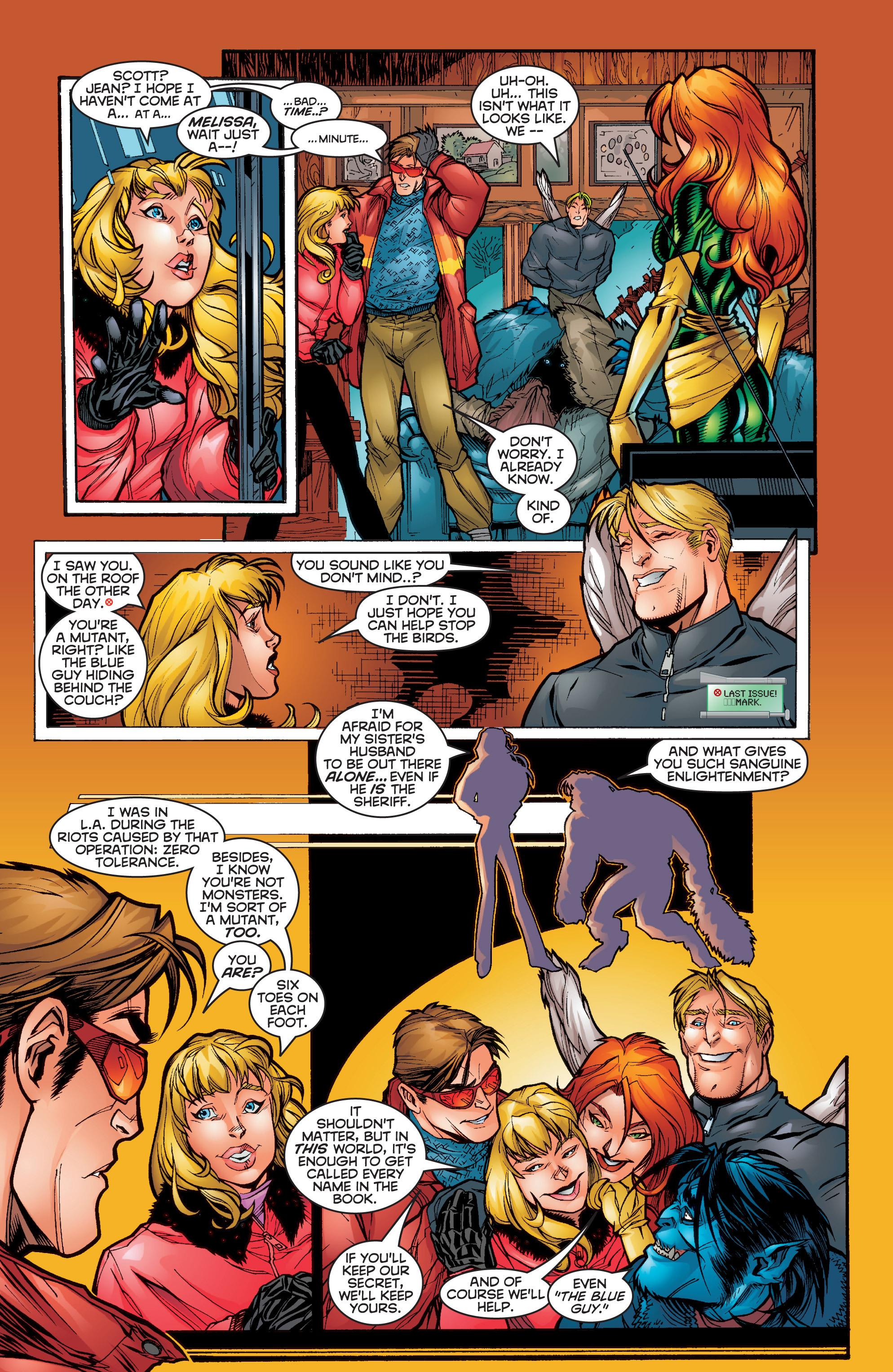 Read online Uncanny X-Men (1963) comic -  Issue #357 - 12