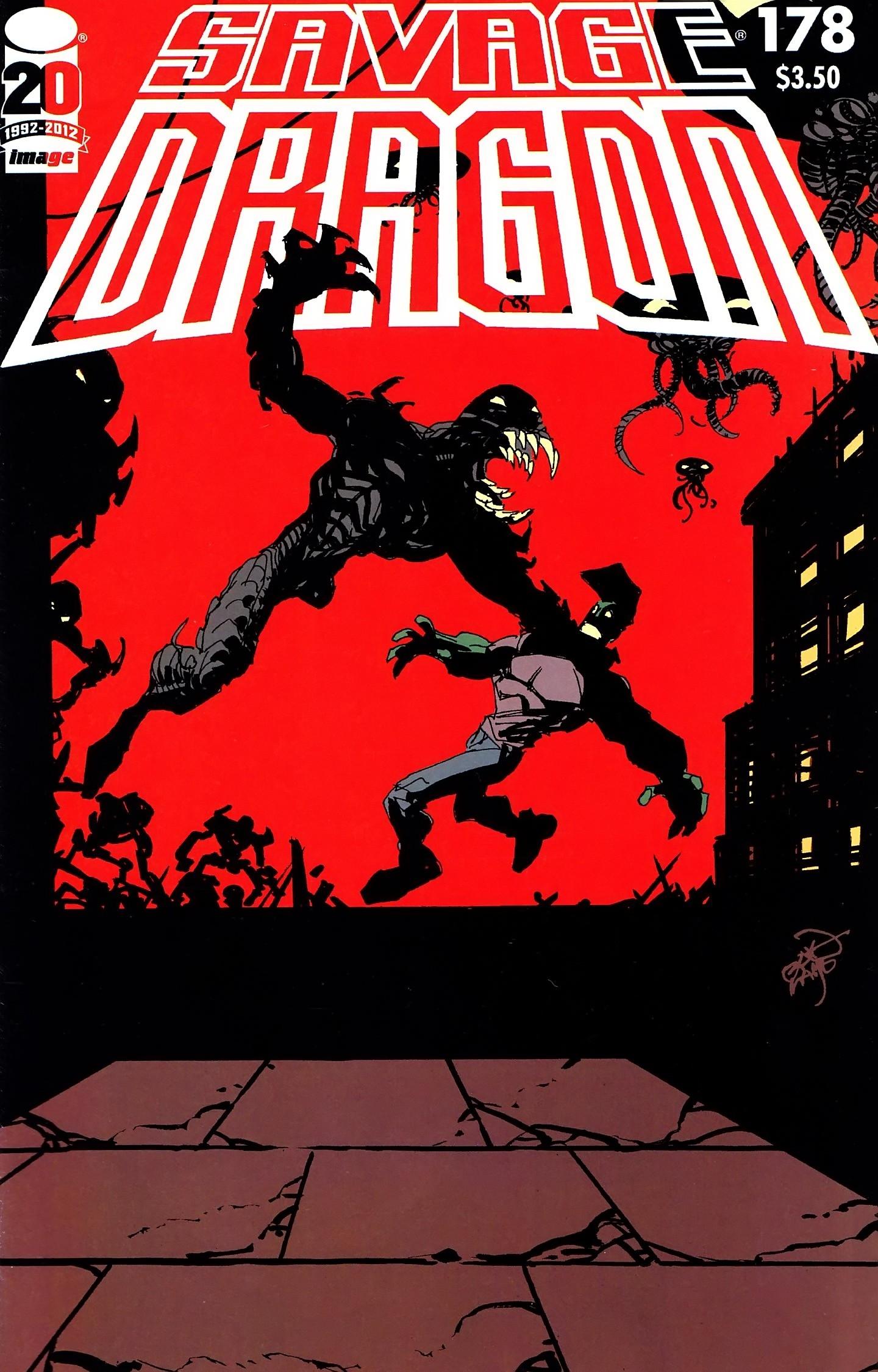 The Savage Dragon (1993) 178 Page 1