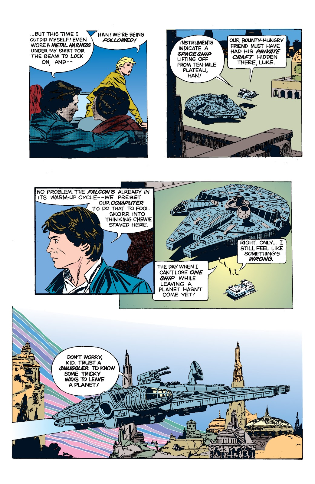 Read online Star Wars Legends: The Newspaper Strips - Epic Collection comic -  Issue # TPB (Part 5) - 15