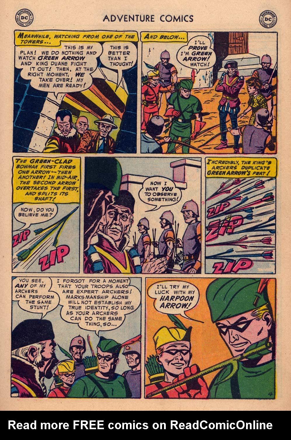 Read online Adventure Comics (1938) comic -  Issue #198 - 37