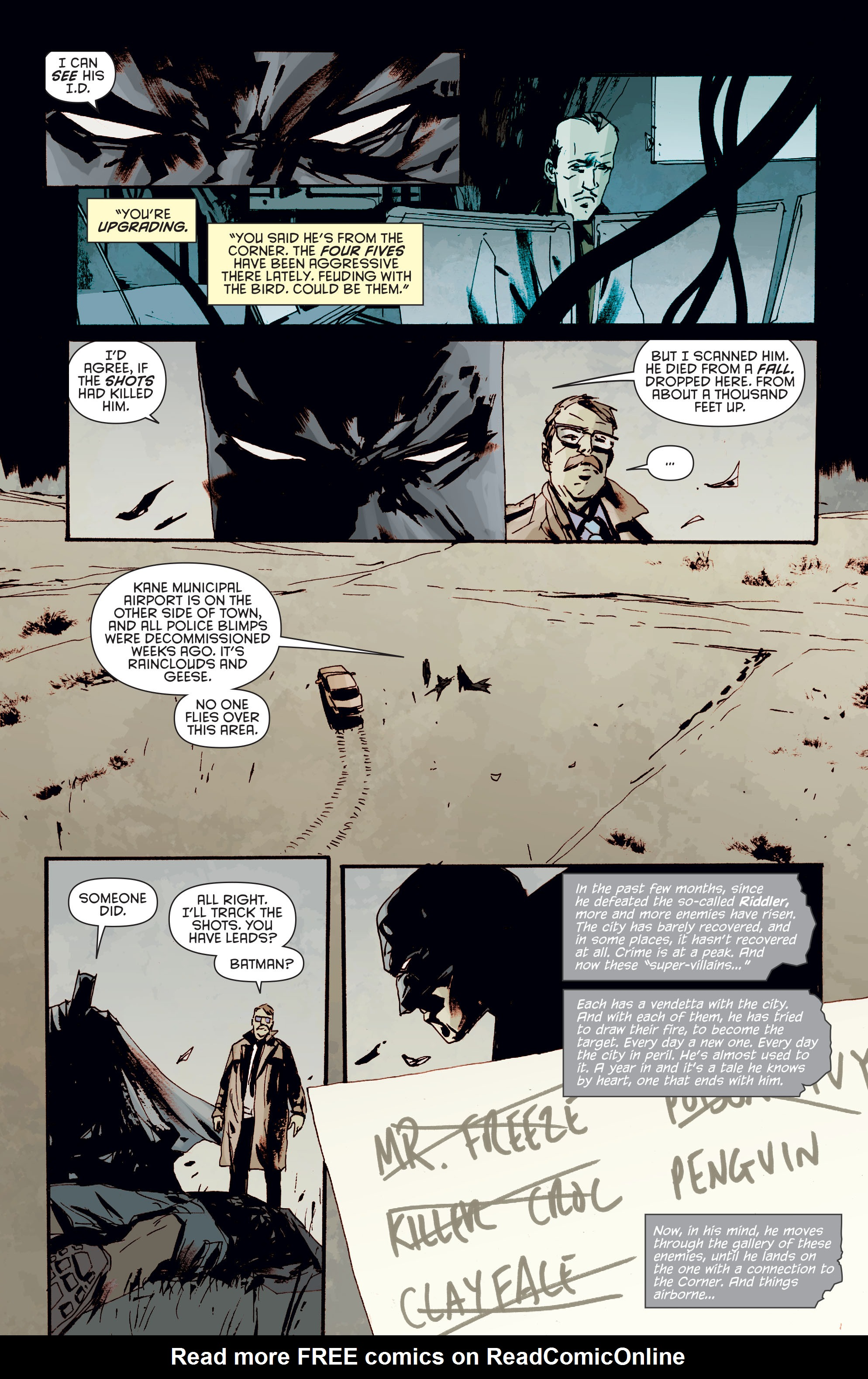 Read online Batman (2011) comic -  Issue # _TPB 8 - 85
