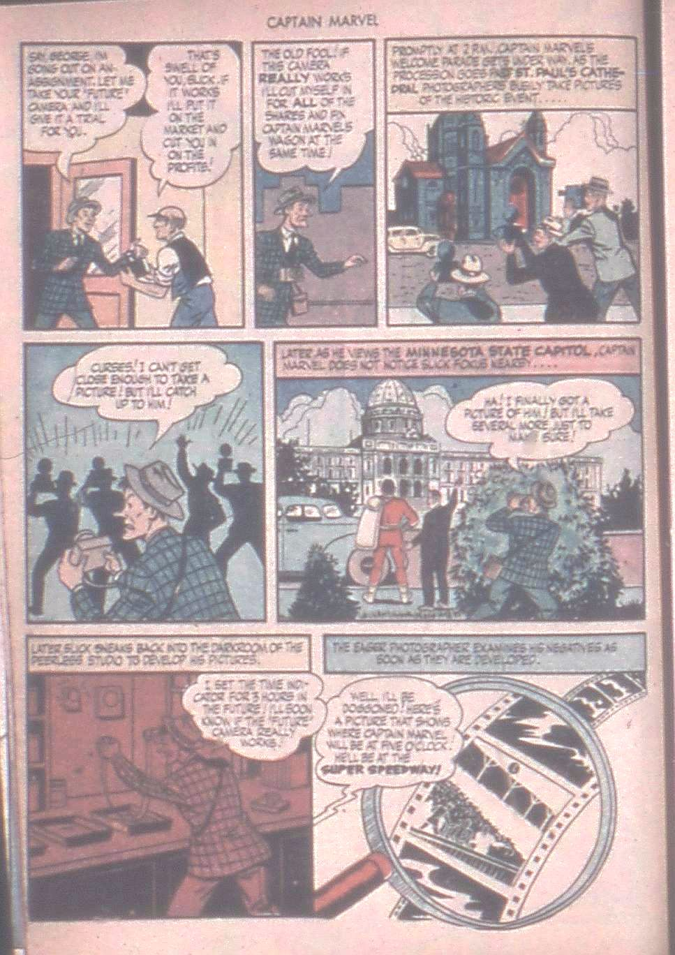 Captain Marvel Adventures issue 42 - Page 8