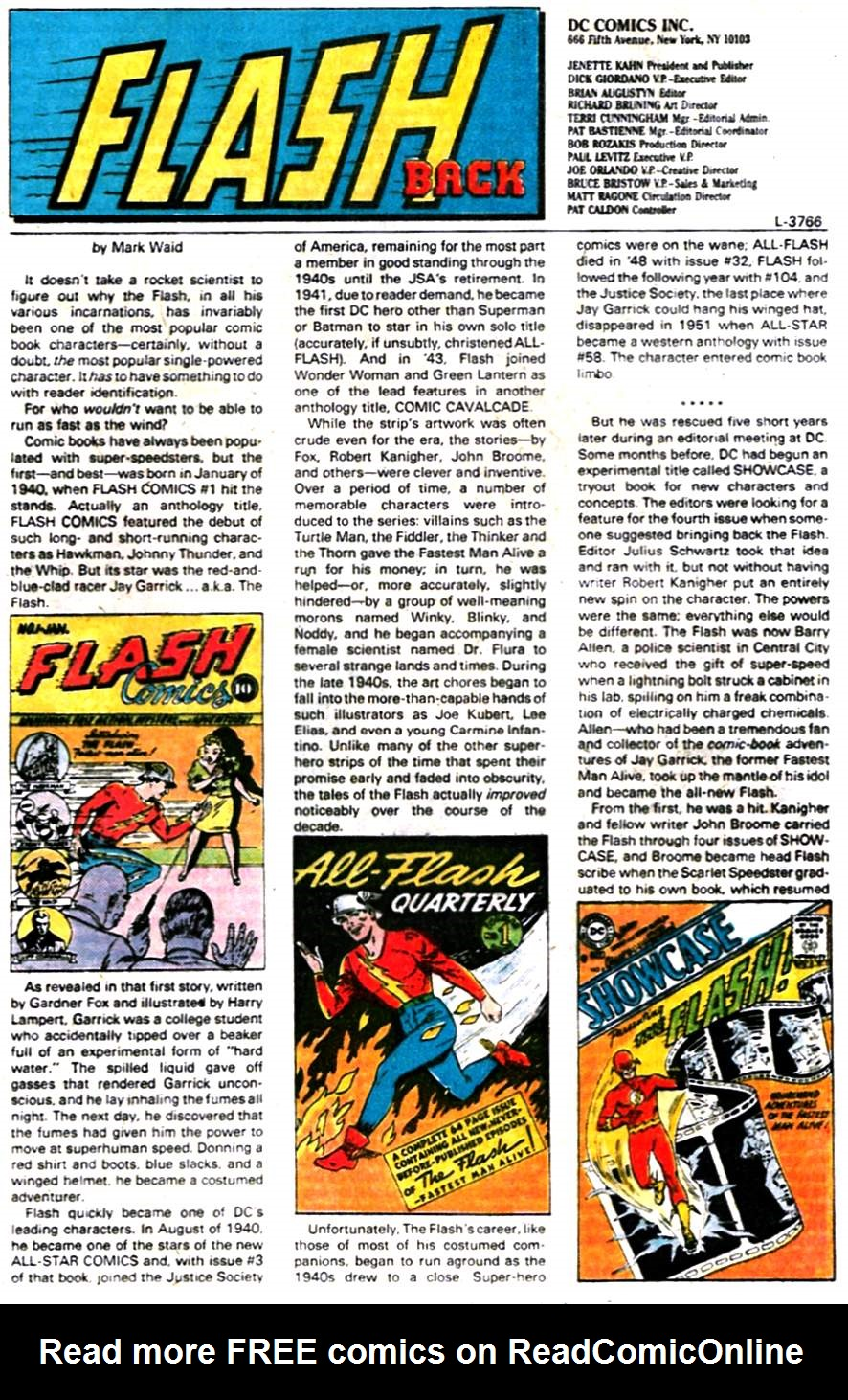Read online The Flash (1987) comic -  Issue # _Annual 3 - 56