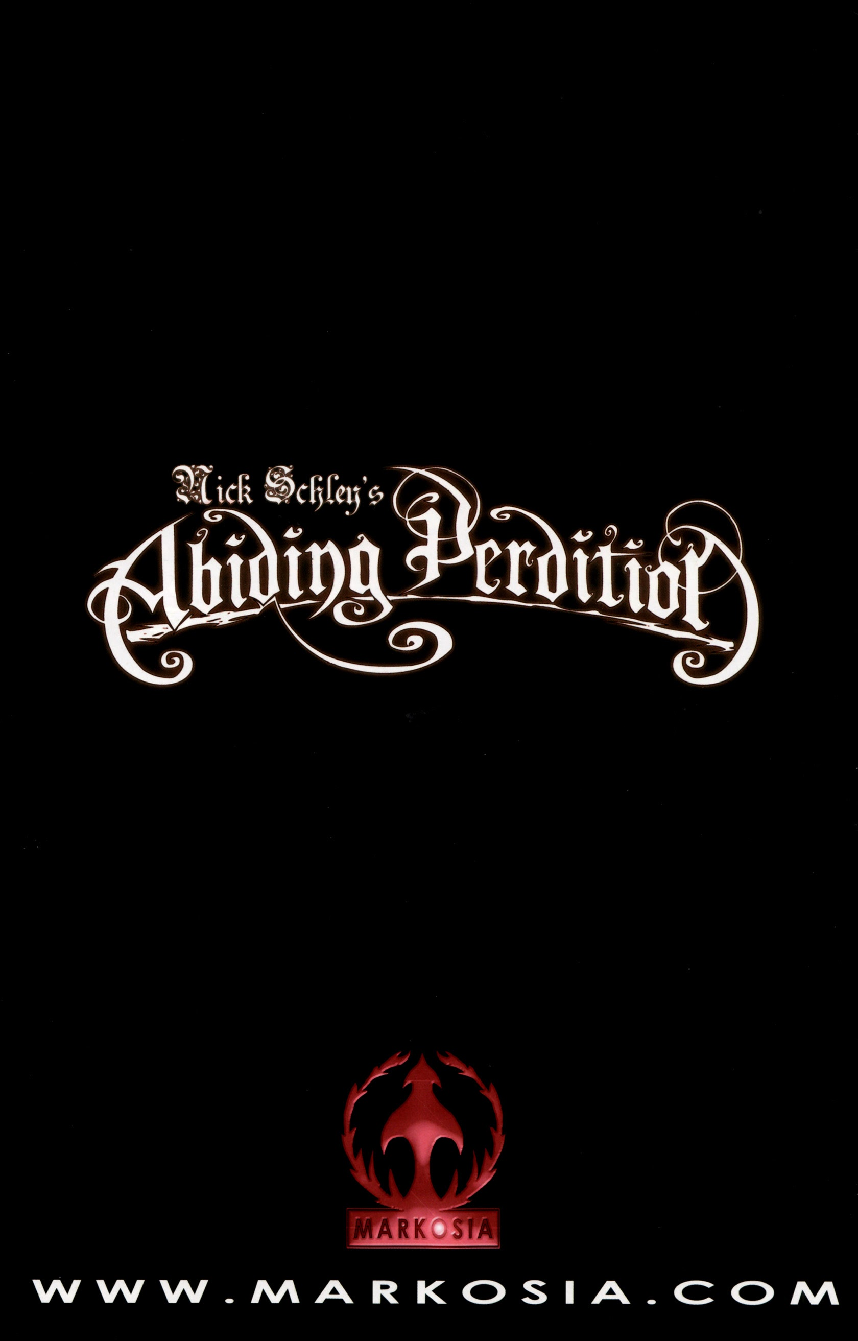 Read online Abiding Perdition comic -  Issue #1 - 37