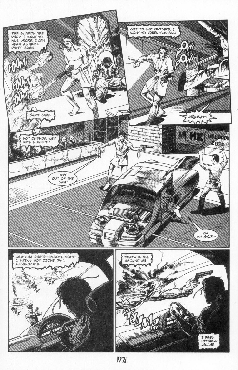 Read online Aliens (1988) comic -  Issue #3 - 21