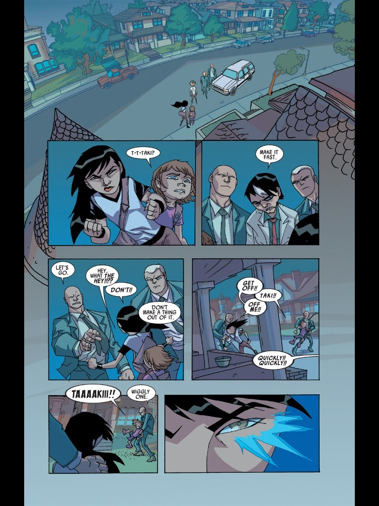 Read online Takio (2011) comic -  Issue # TPB - 49