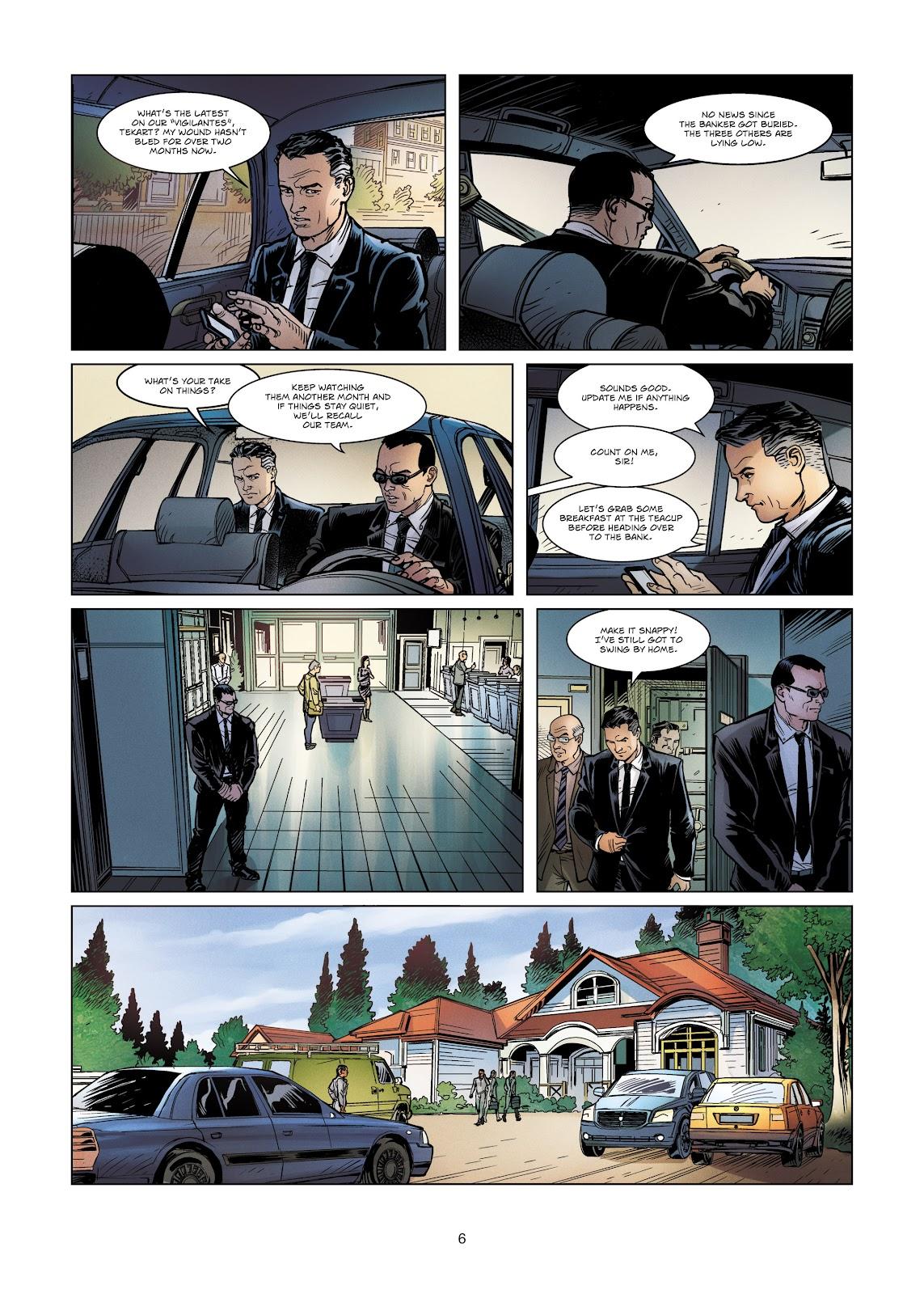 Read online Vigilantes comic -  Issue #4 - 6