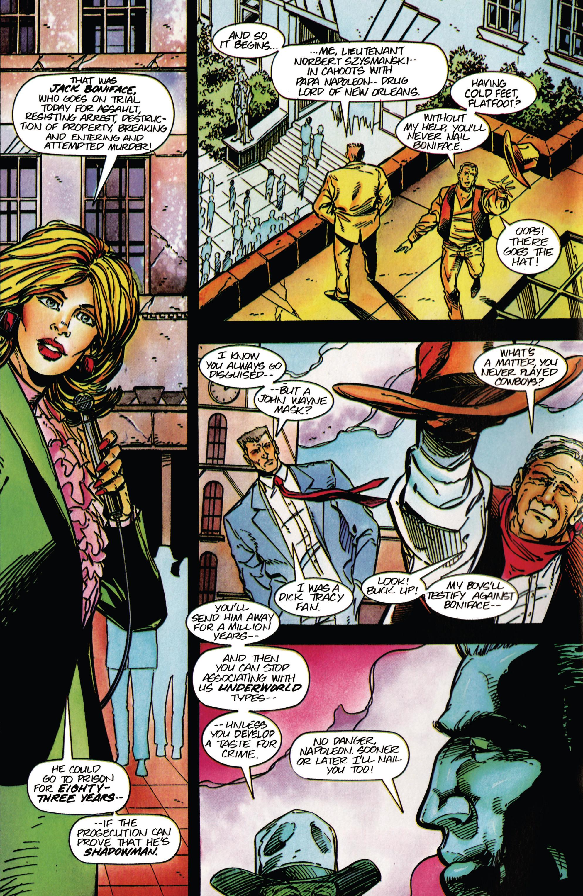 Read online Shadowman (1992) comic -  Issue #42 - 3