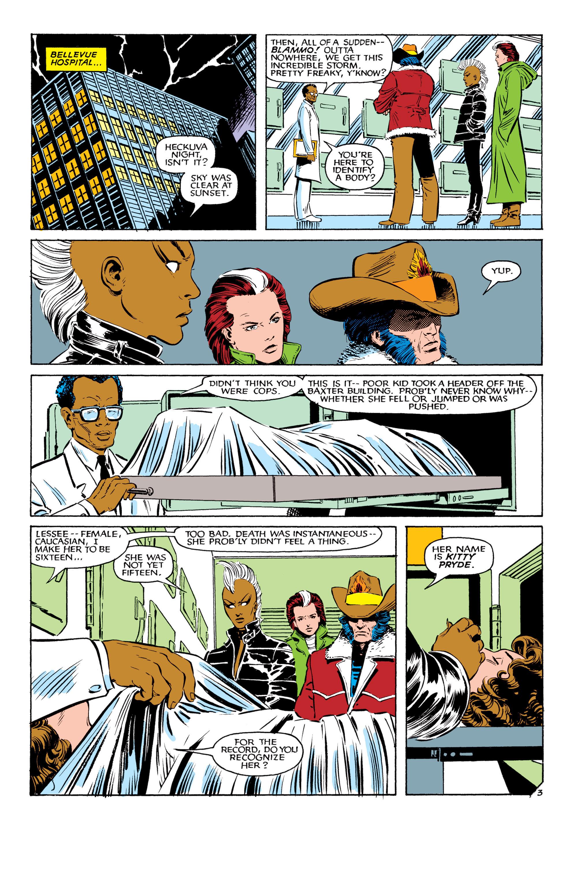 Read online Uncanny X-Men (1963) comic -  Issue #179 - 4
