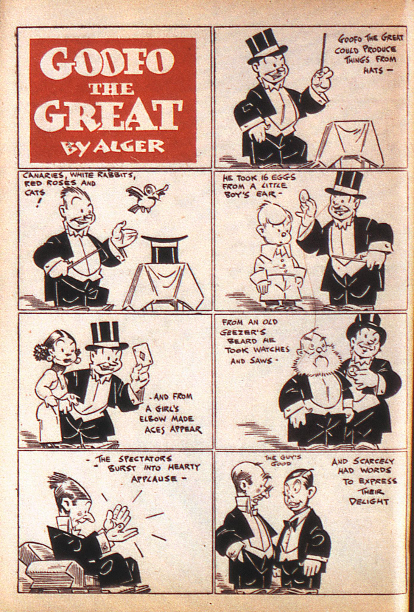 Read online Adventure Comics (1938) comic -  Issue #8 - 39