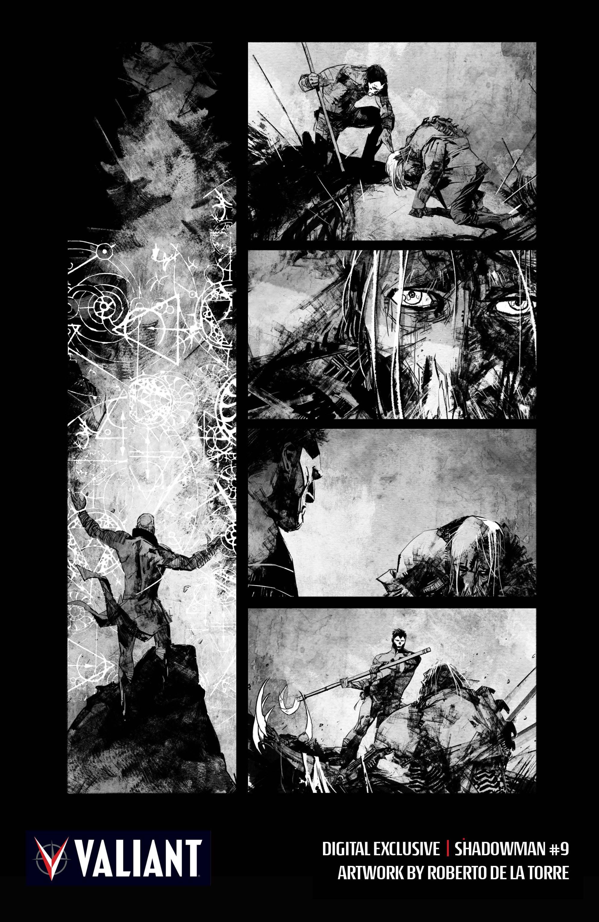 Read online Shadowman (2012) comic -  Issue #9 - 26