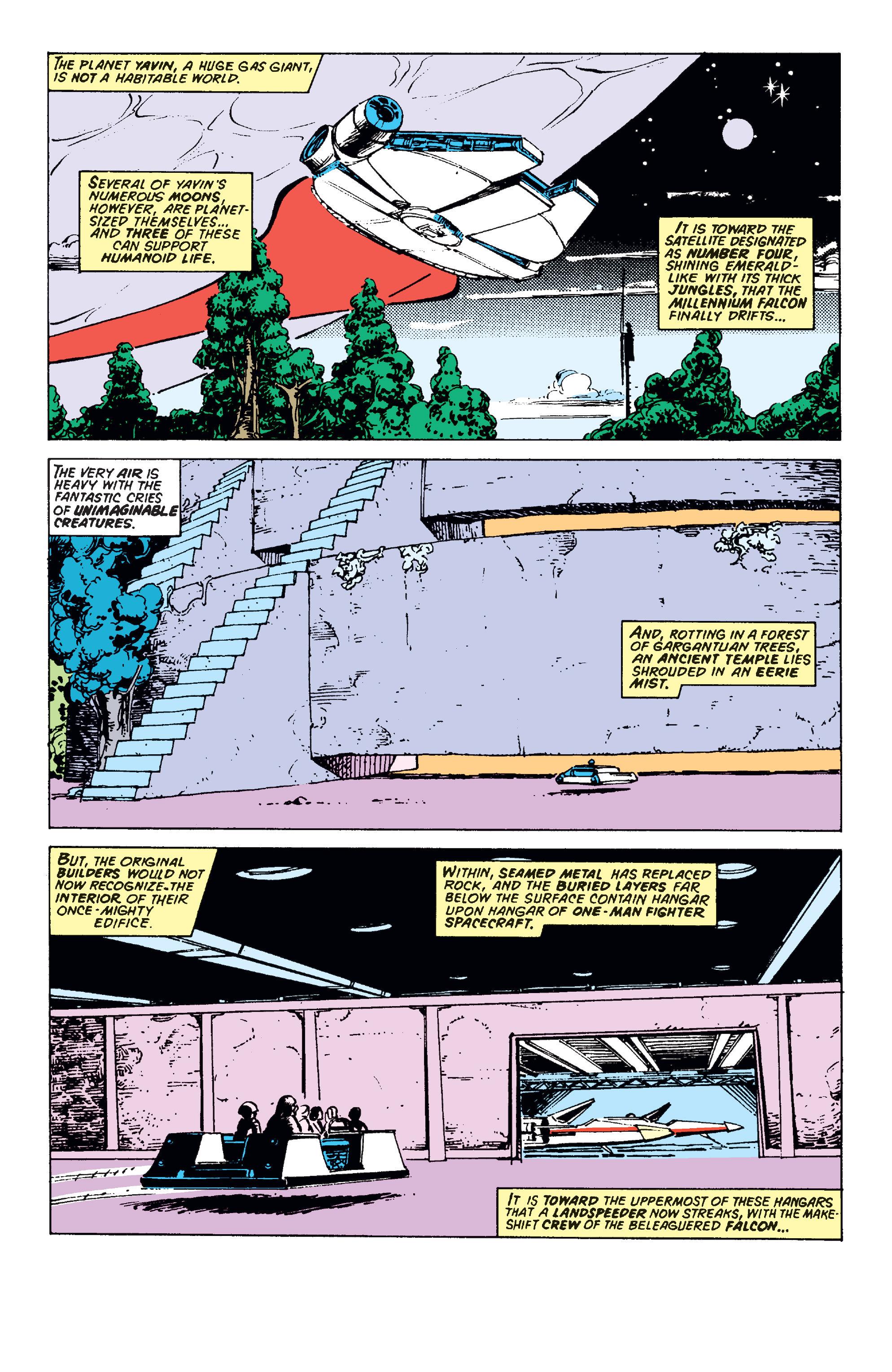Read online Star Wars Omnibus comic -  Issue # Vol. 13 - 91