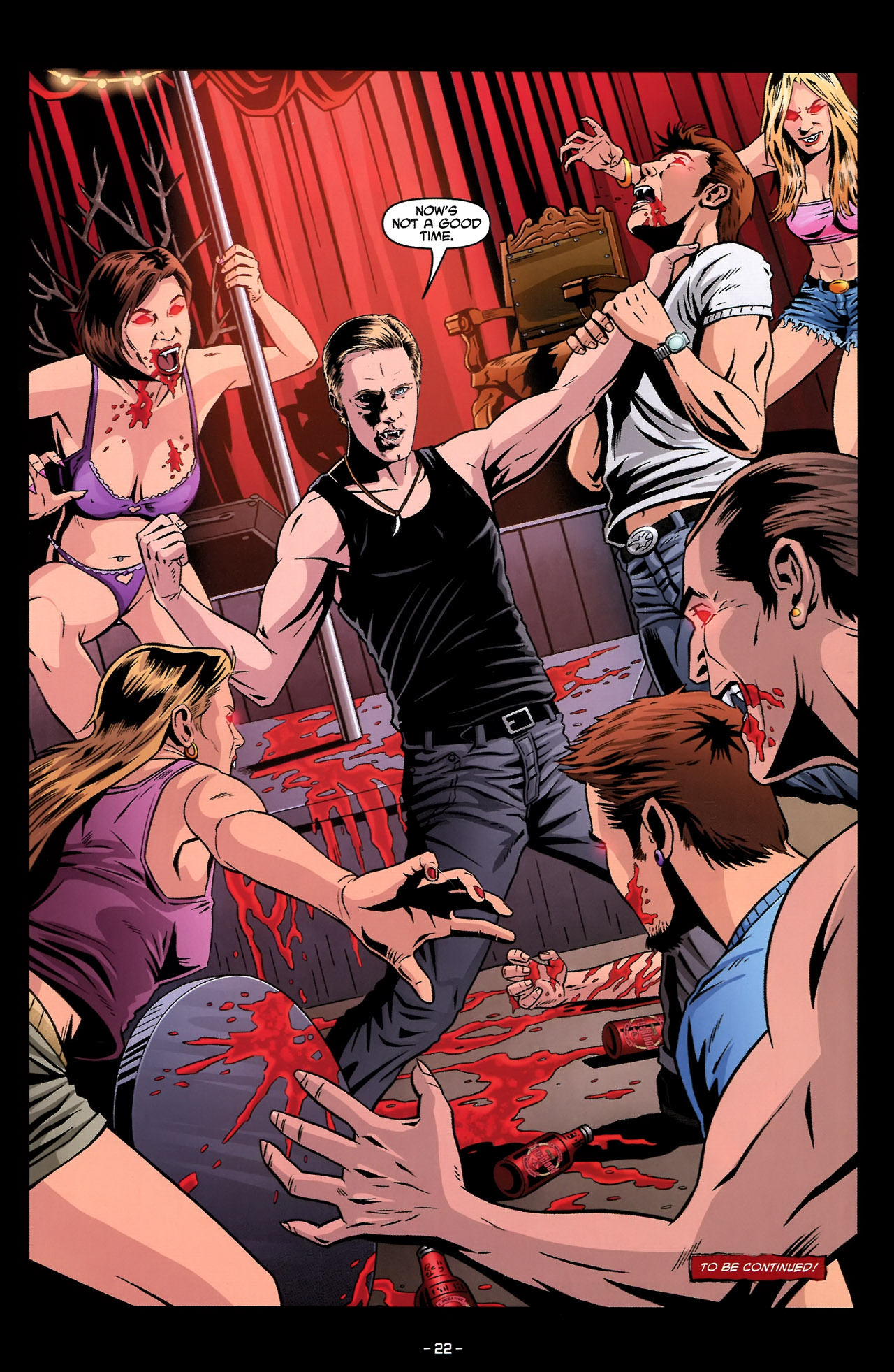 Read online True Blood: Tainted Love comic -  Issue #2 - 26