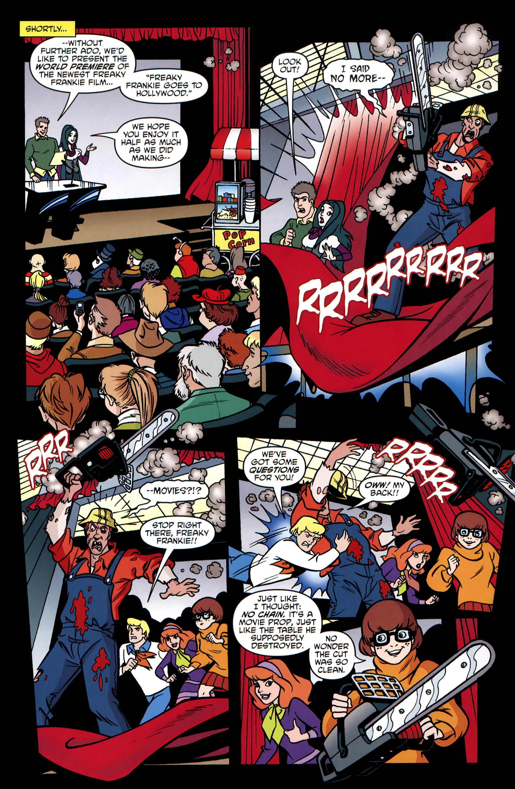 Read online Scooby-Doo: Where Are You? comic -  Issue #32 - 28