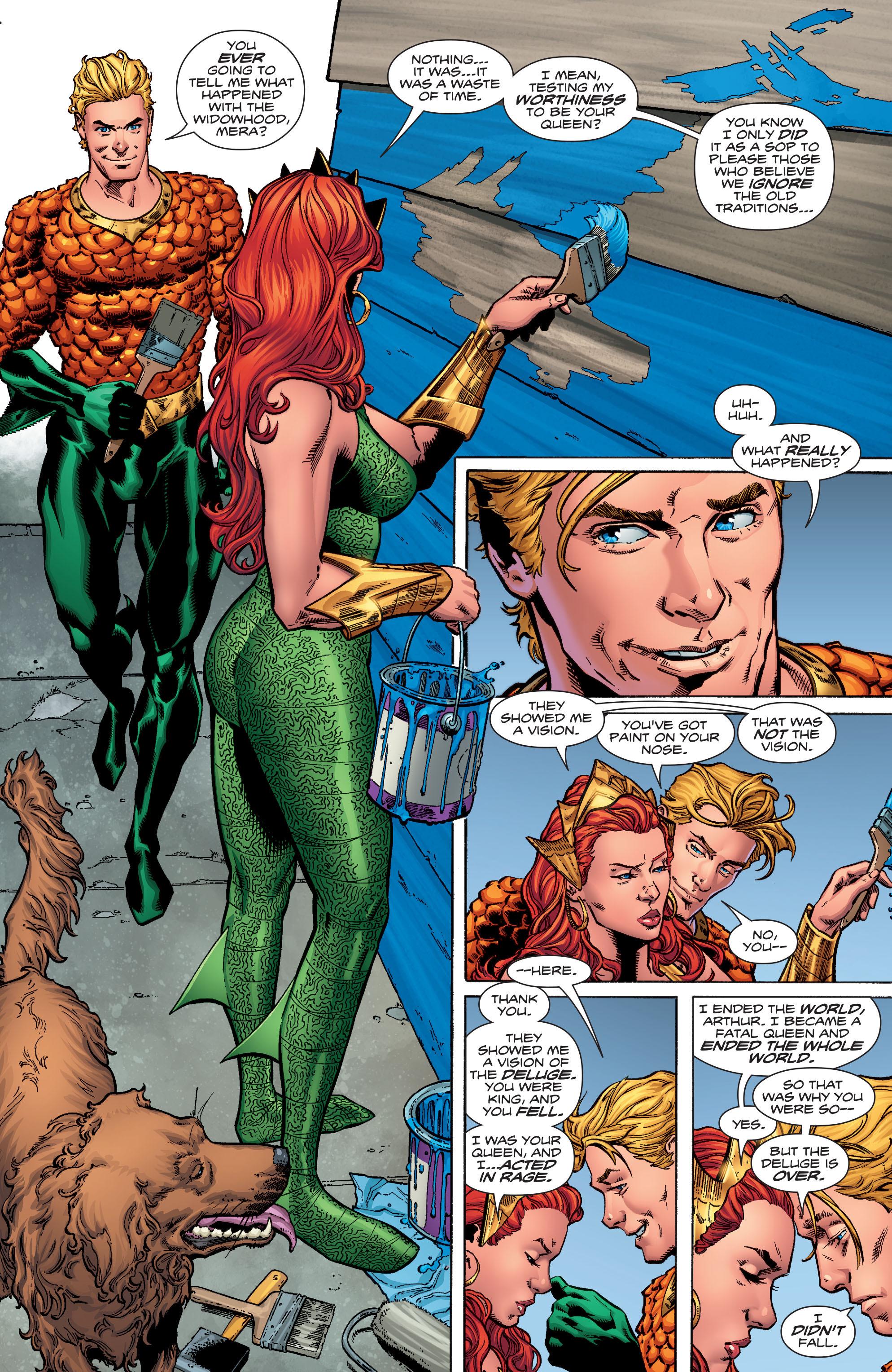 Read online Aquaman (2016) comic -  Issue #16 - 13