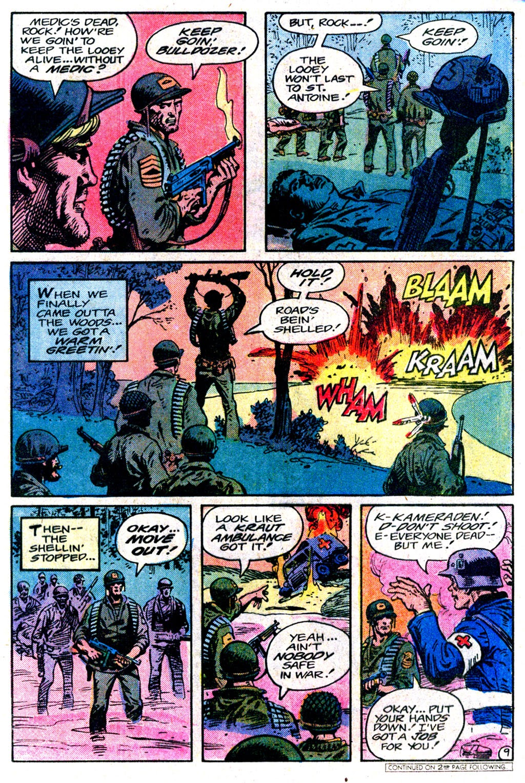 Sgt. Rock issue 361 - Page 9
