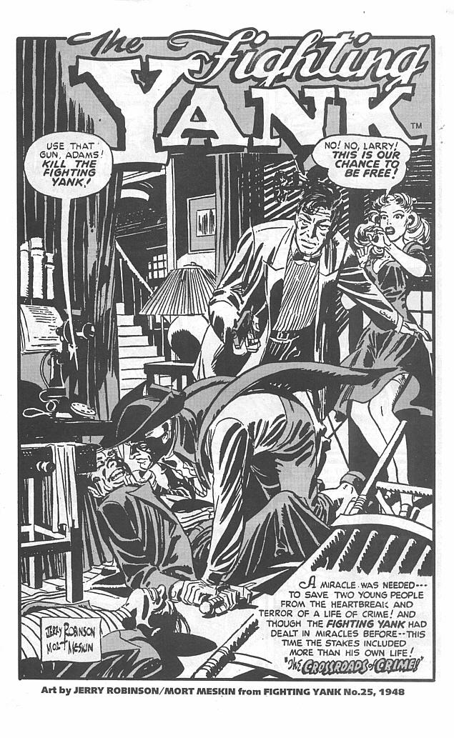 Read online Golden-Age Men of Mystery comic -  Issue #2 - 11
