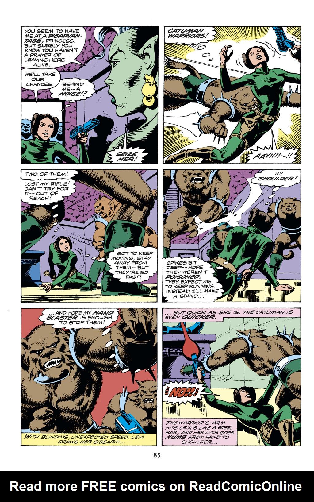 Read online Star Wars Omnibus comic -  Issue # Vol. 14 - 85