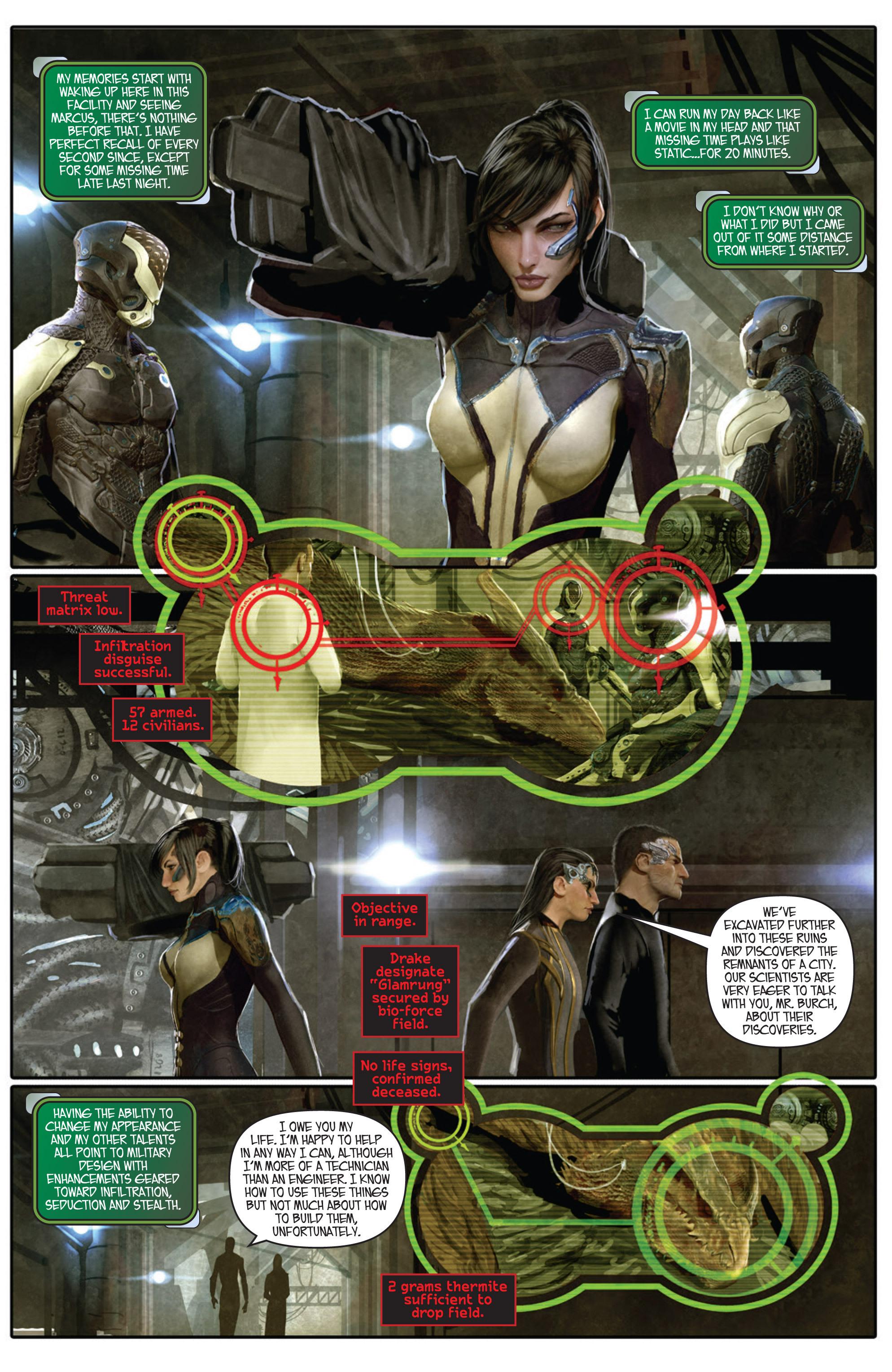 Read online Aphrodite IX (2013) comic -  Issue #Aphrodite IX (2013) _TPB 1 - 31