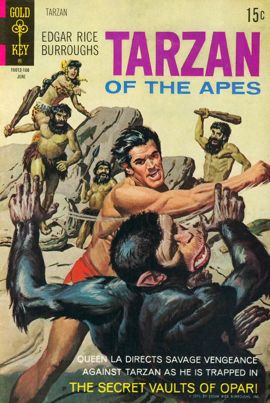 Tarzan (1962) issue 200 - Page 1