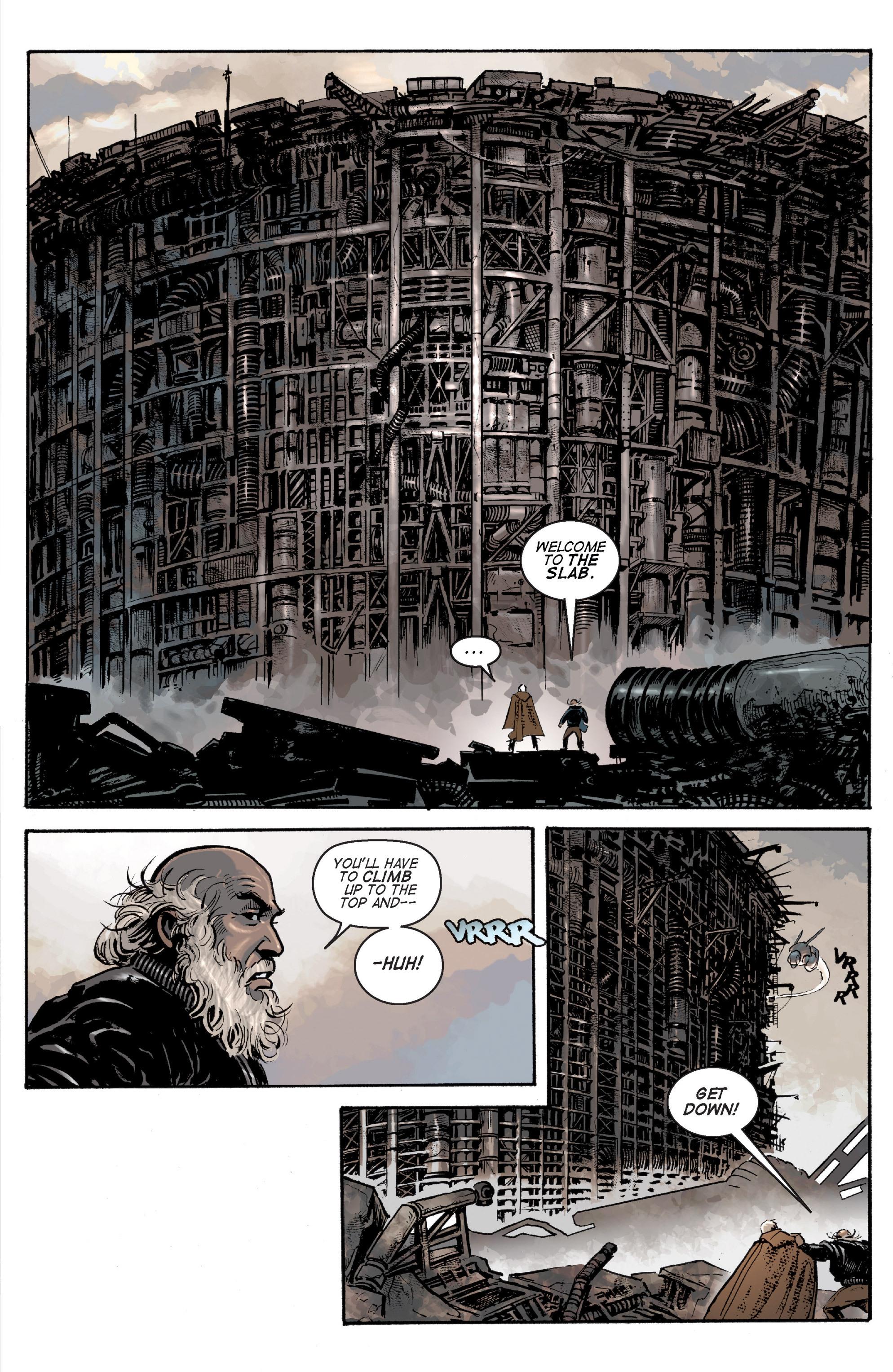Read online Planetoid comic -  Issue # TPB - 45
