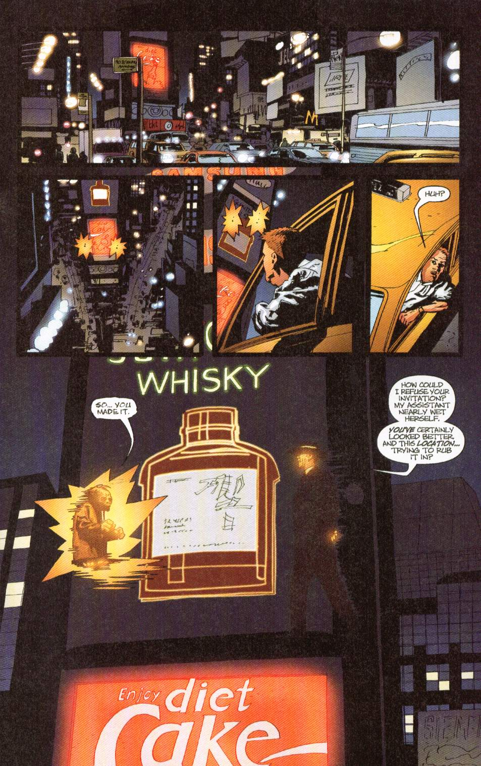 Wildcats (1999) Issue #8 #9 - English 12