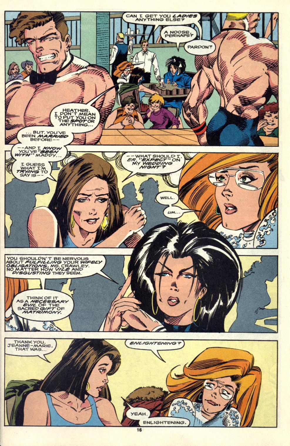 Read online Alpha Flight (1983) comic -  Issue #105 - 13