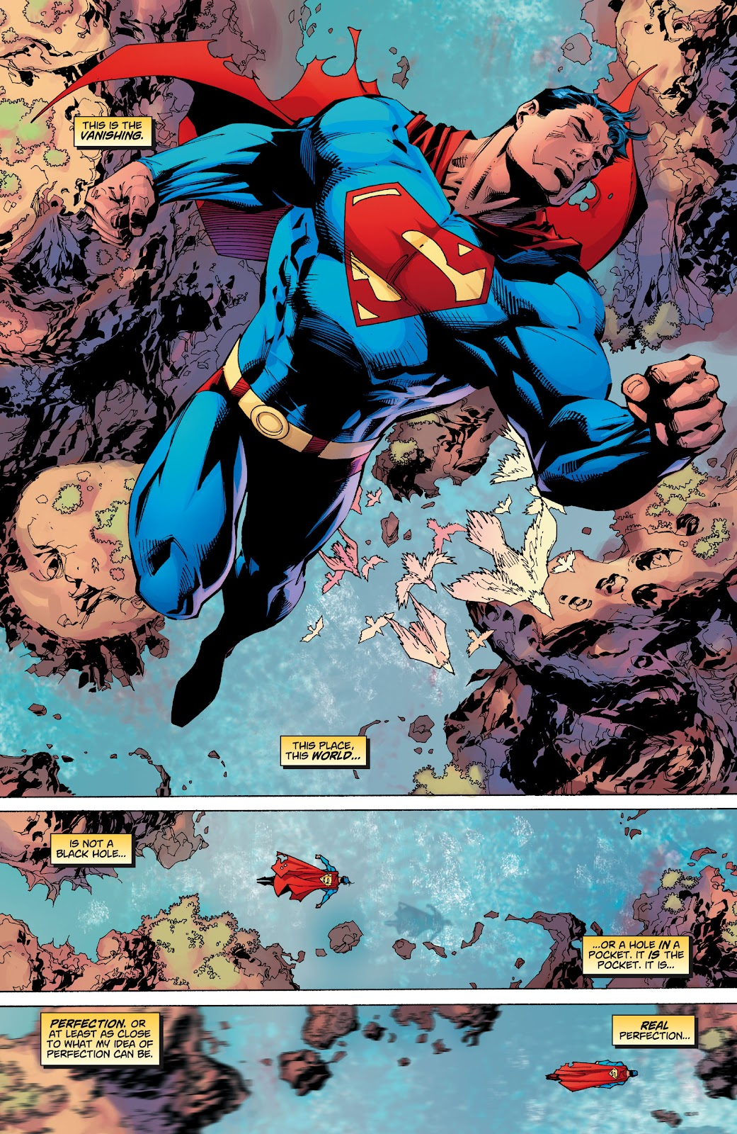 Read online Superman: For Tomorrow comic -  Issue # TPB (Part 3) - 12