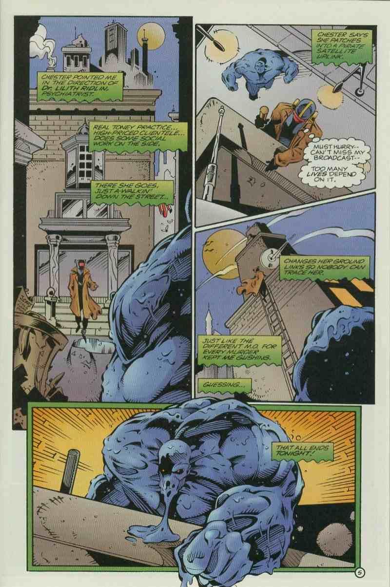 Read online Ultraverse Premiere comic -  Issue #11 - 21